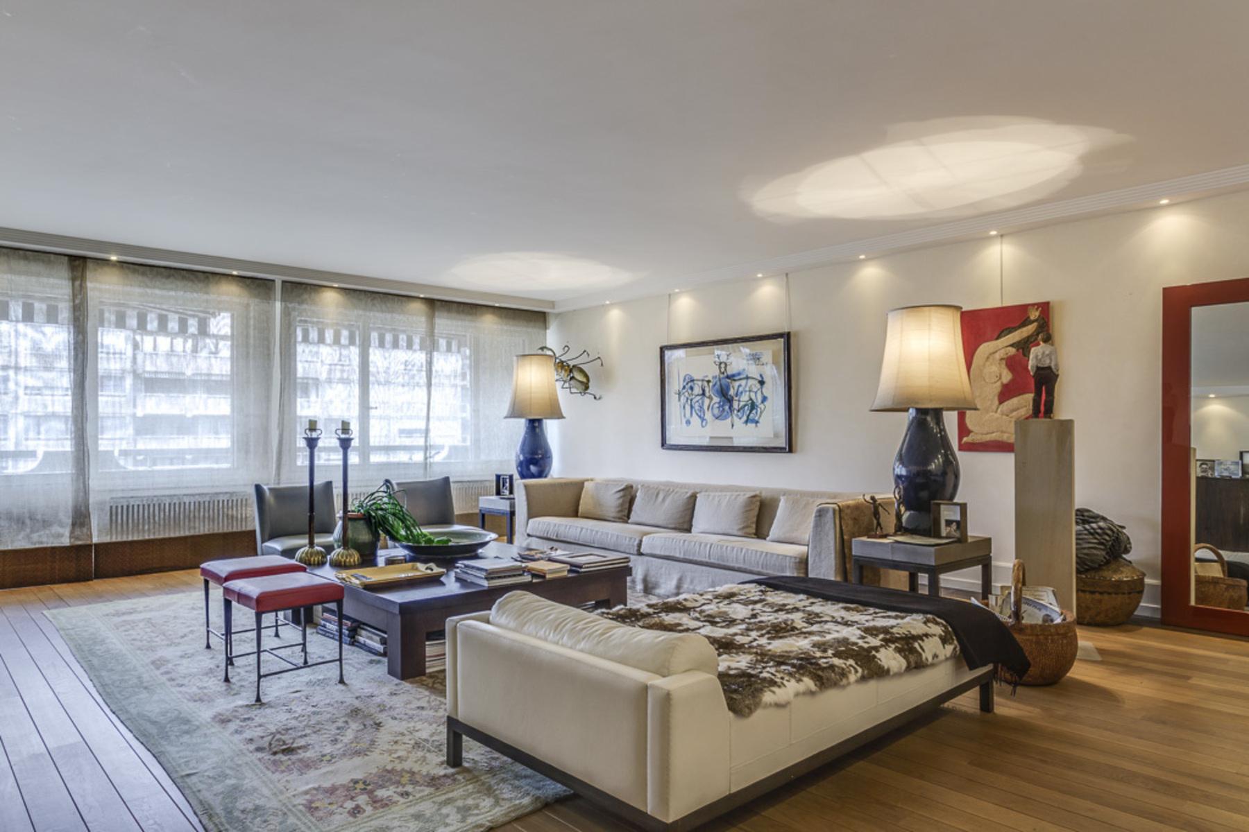 아파트 용 매매 에 Attractive five-bedroom apartment in Florissant Geneva, 제네바, 1206 스위스
