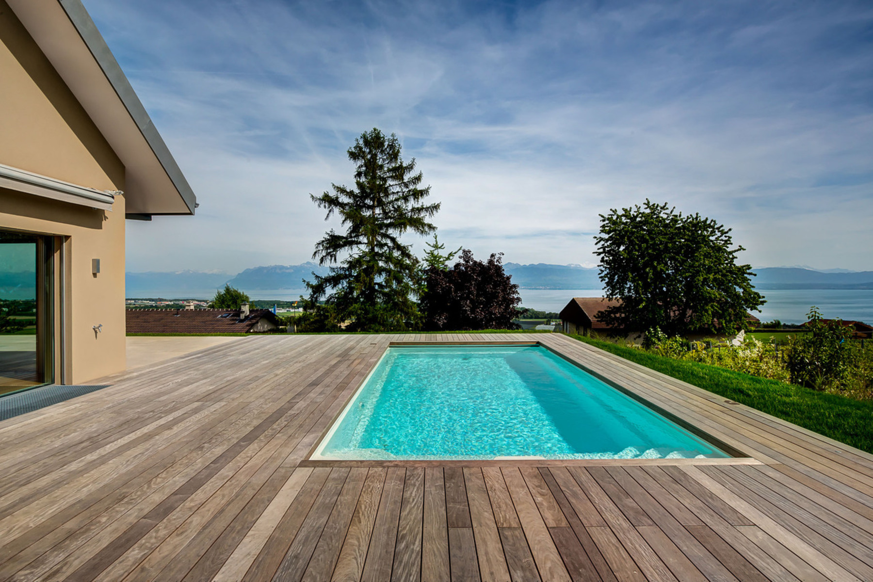 Single Family Home for Sale at Luxurious new contemporary house Féchy Fechy, Vaud, 1173 Switzerland