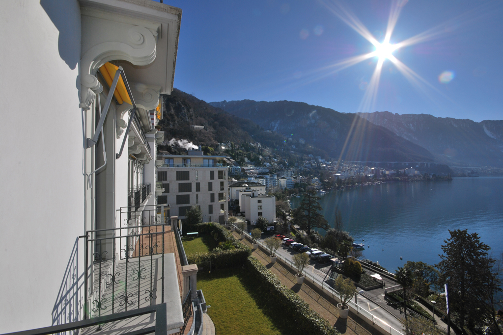 Property For Sale at Superb luxury 4.5-room apartment Le National residential complex