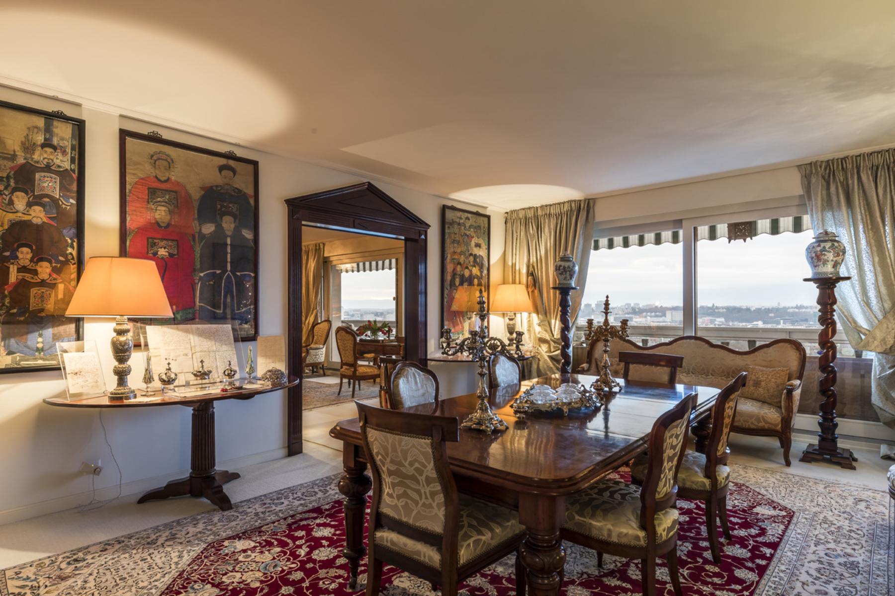 Condominium for Sale at Magnificent, luxury apartment Genève Geneva, Geneva, 1206 Switzerland
