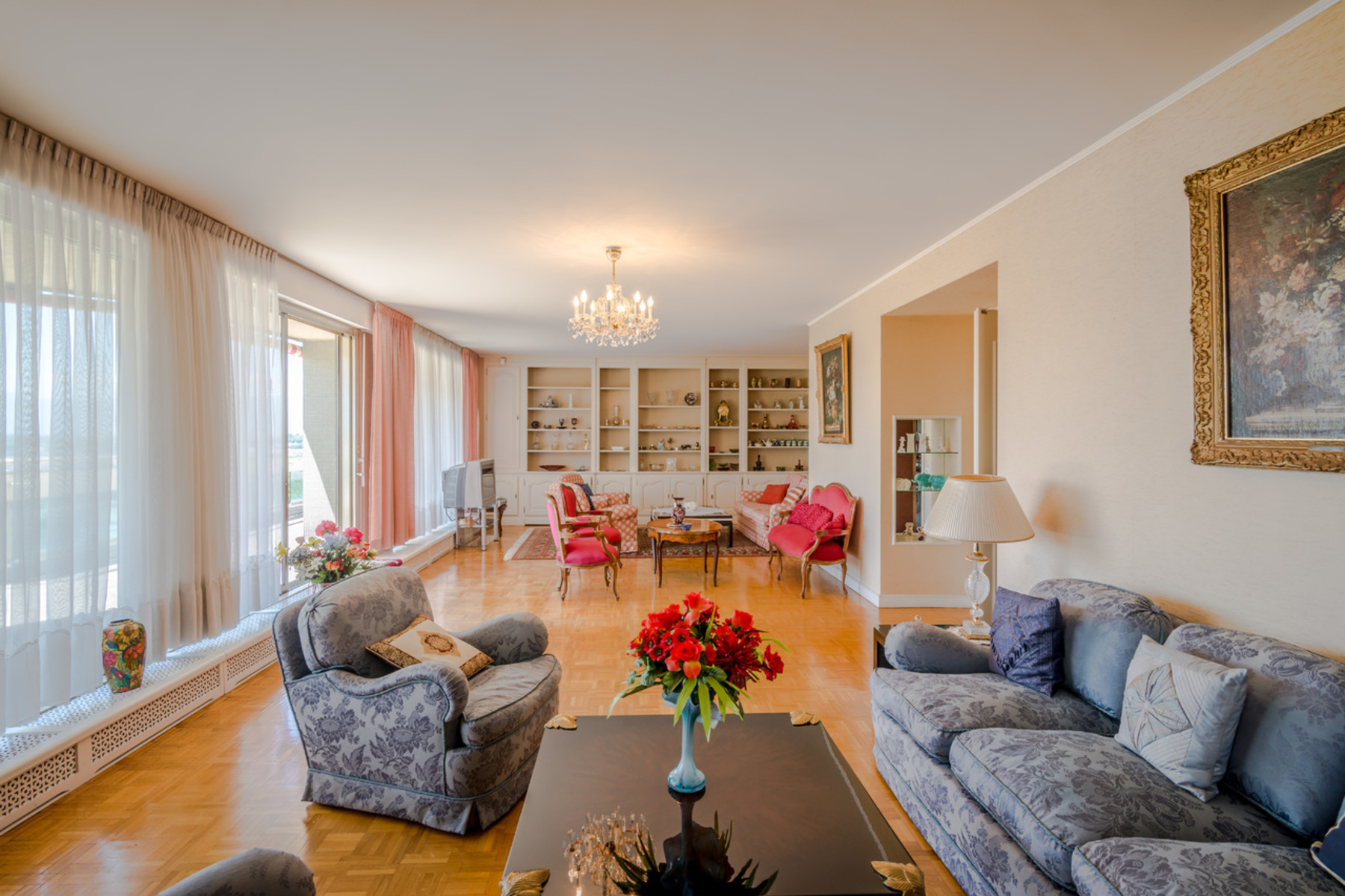 Apartment for Sale at Loft apartment with unobstructed views over Champel Geneva, Geneva, 1206 Switzerland