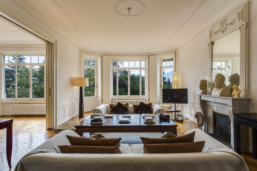 Apartment for Sale at Splendid Haussmann-style apartment in the heart of Florissant Geneva, Geneva 1206 Switzerland