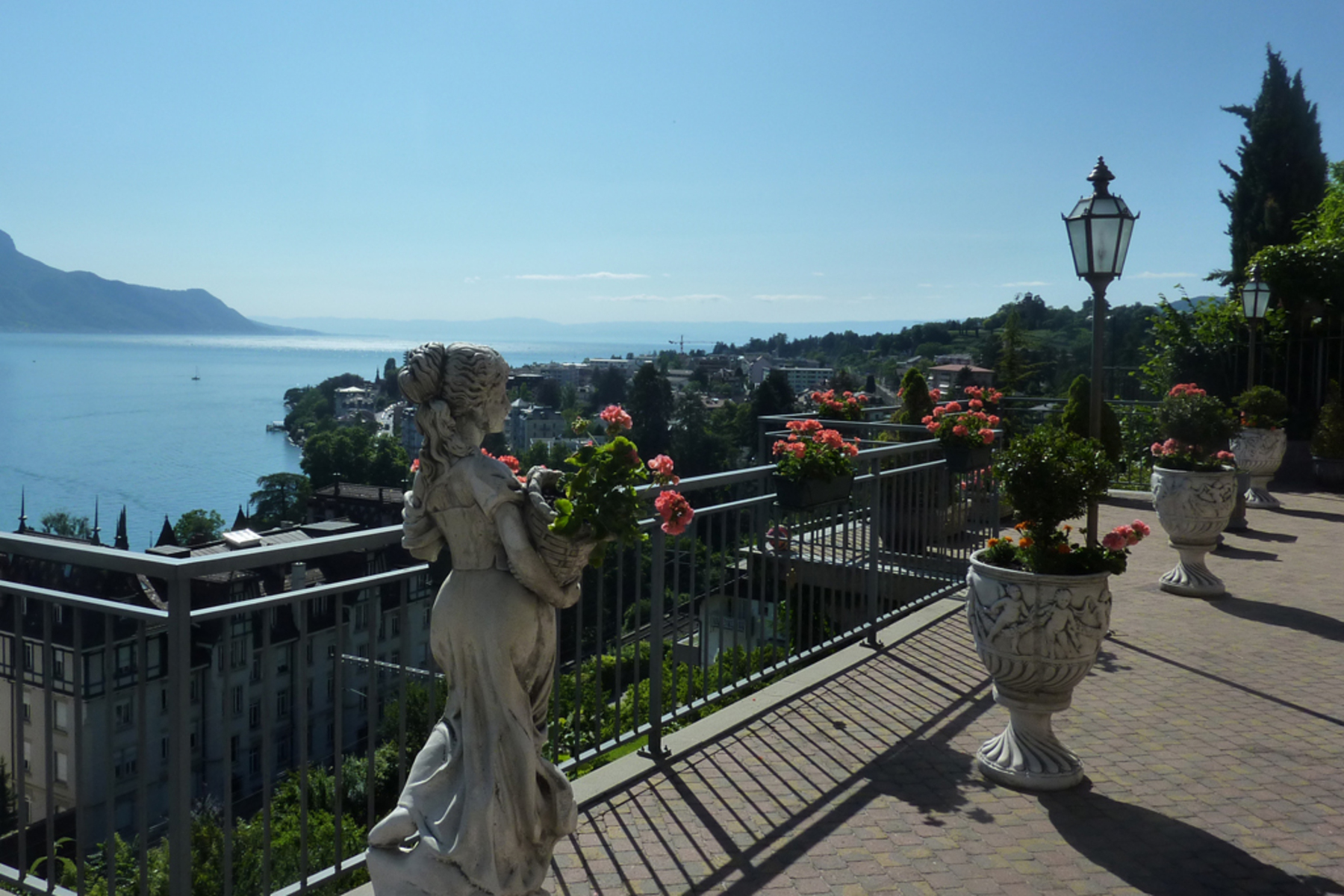 sales property at Elegant 278 m² duplex Terrace of 250 m² Spectacular view