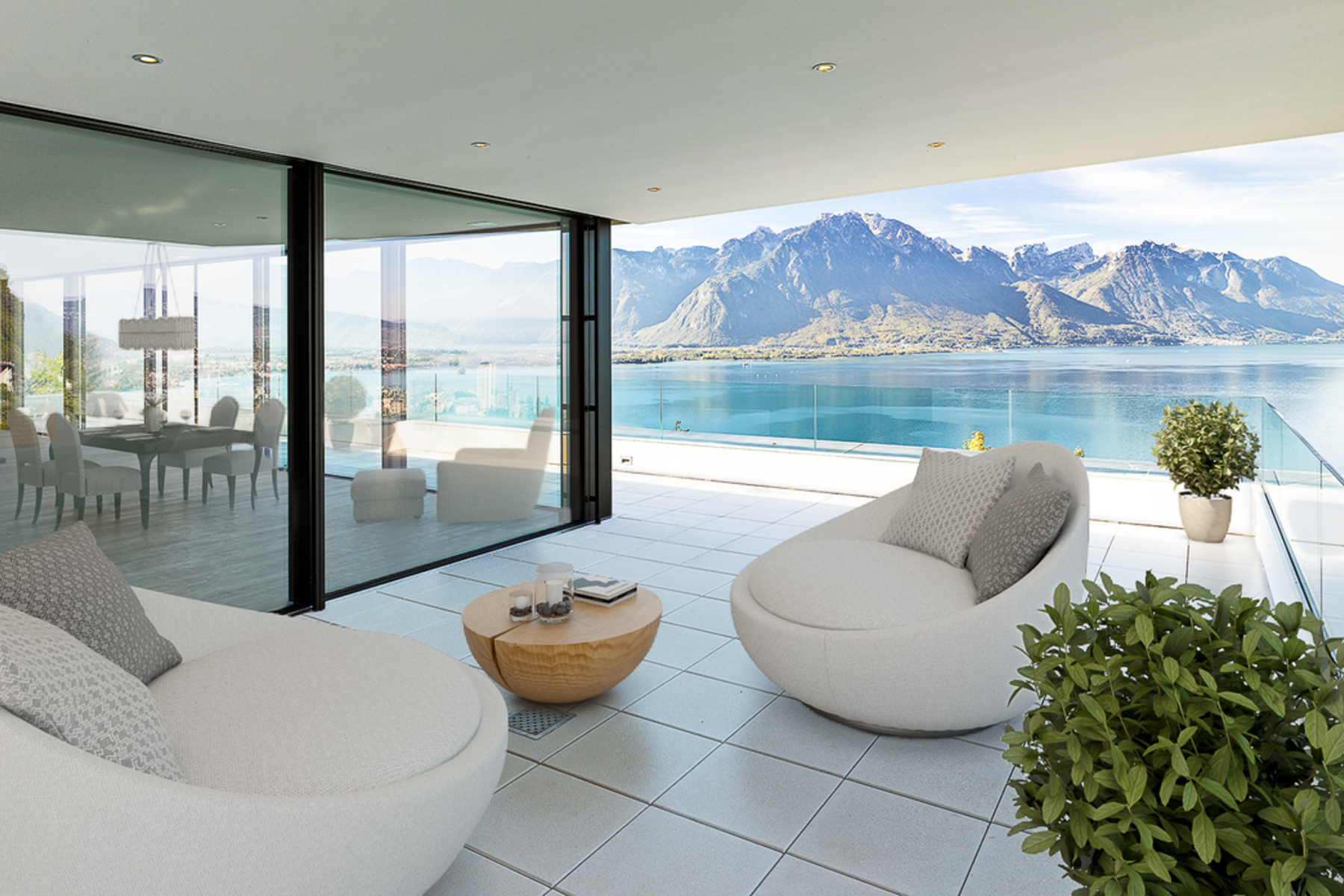sales property at Residence Altavista - Montreux