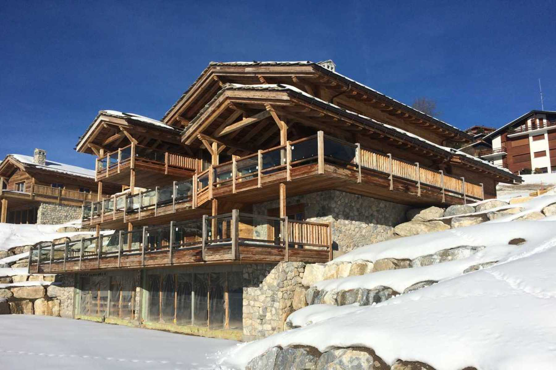 sales property at For sale, Chalet, 3963 Crans-Montana, Réf 20930