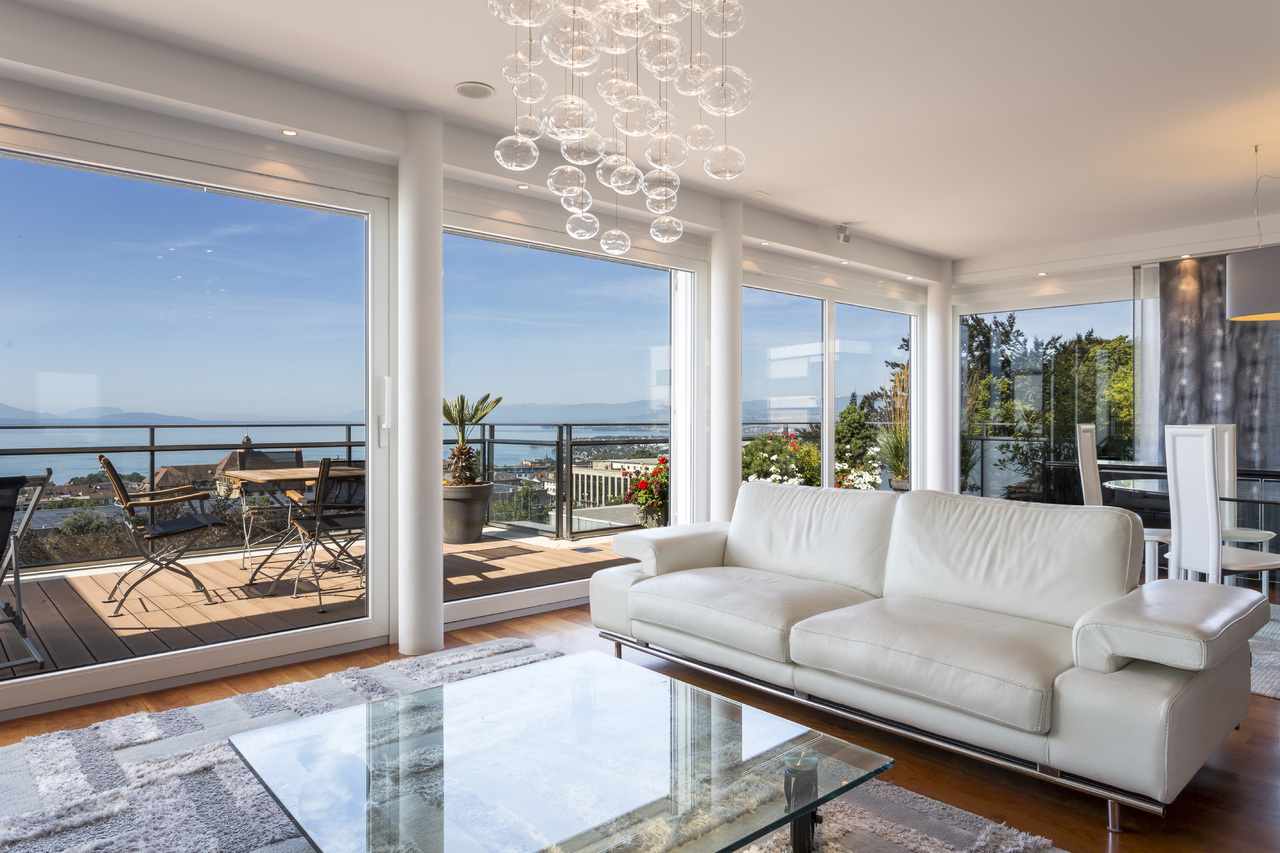 Property For Sale at Splendid penthouse in the city center with a spectacular view
