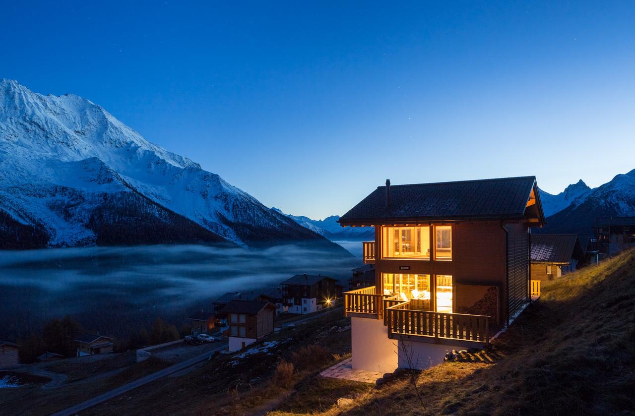 Property For Sale at Lauchernalp Eden Mountain Estate