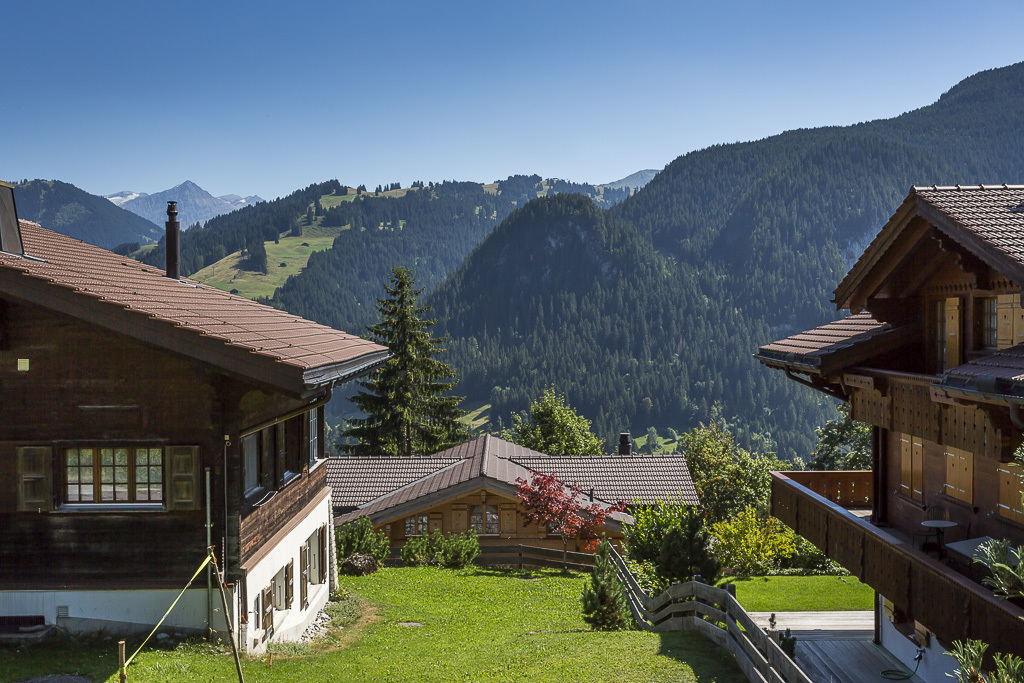 Property For Sale at Magnificent chalet in Saanen