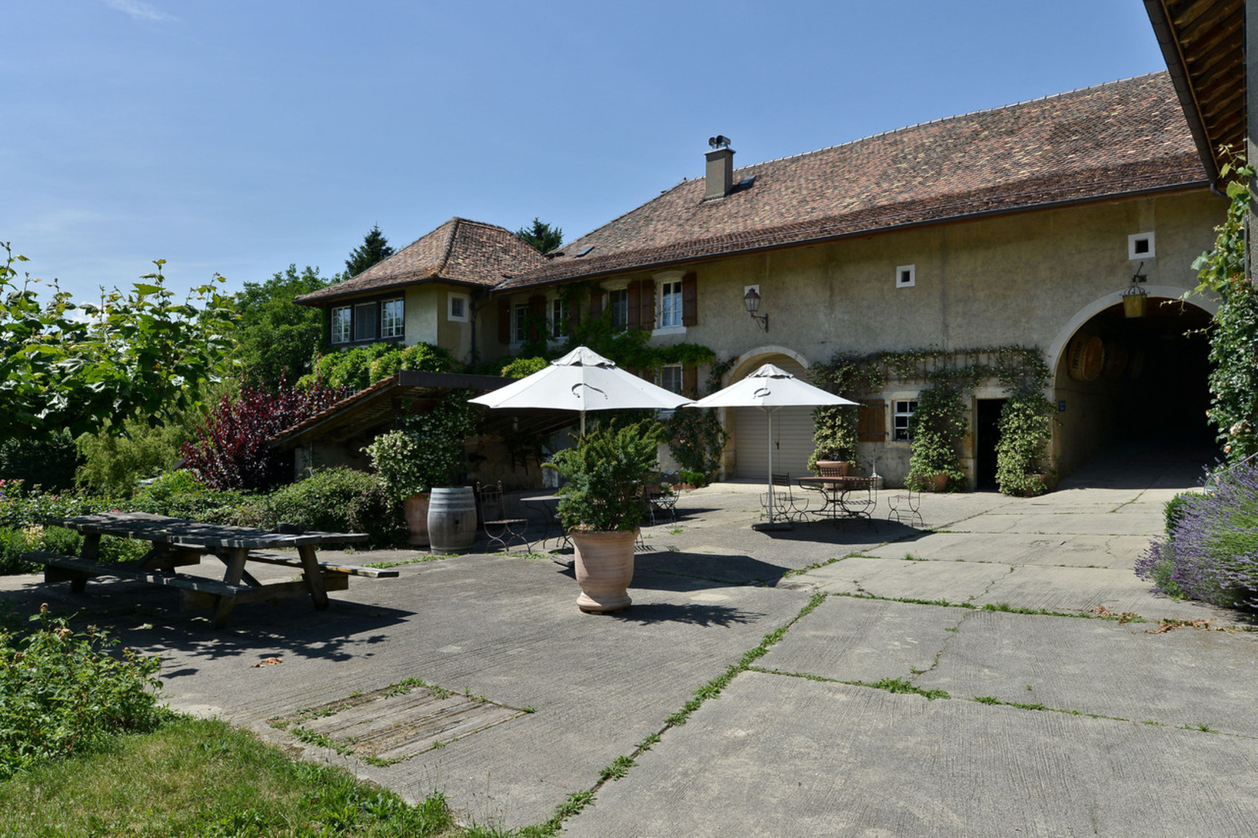Property For Sale at Charming house with La Maison du Moulin wine estate