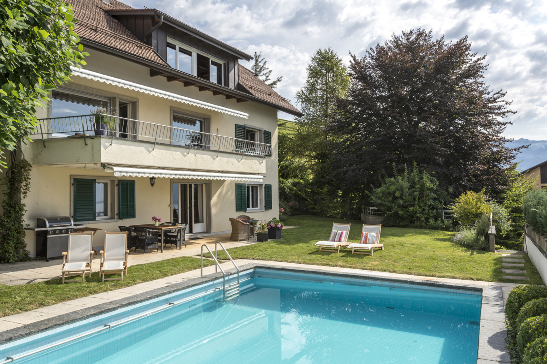 sales property at For sale, Single family house, 1802 Corseaux, Réf 8118