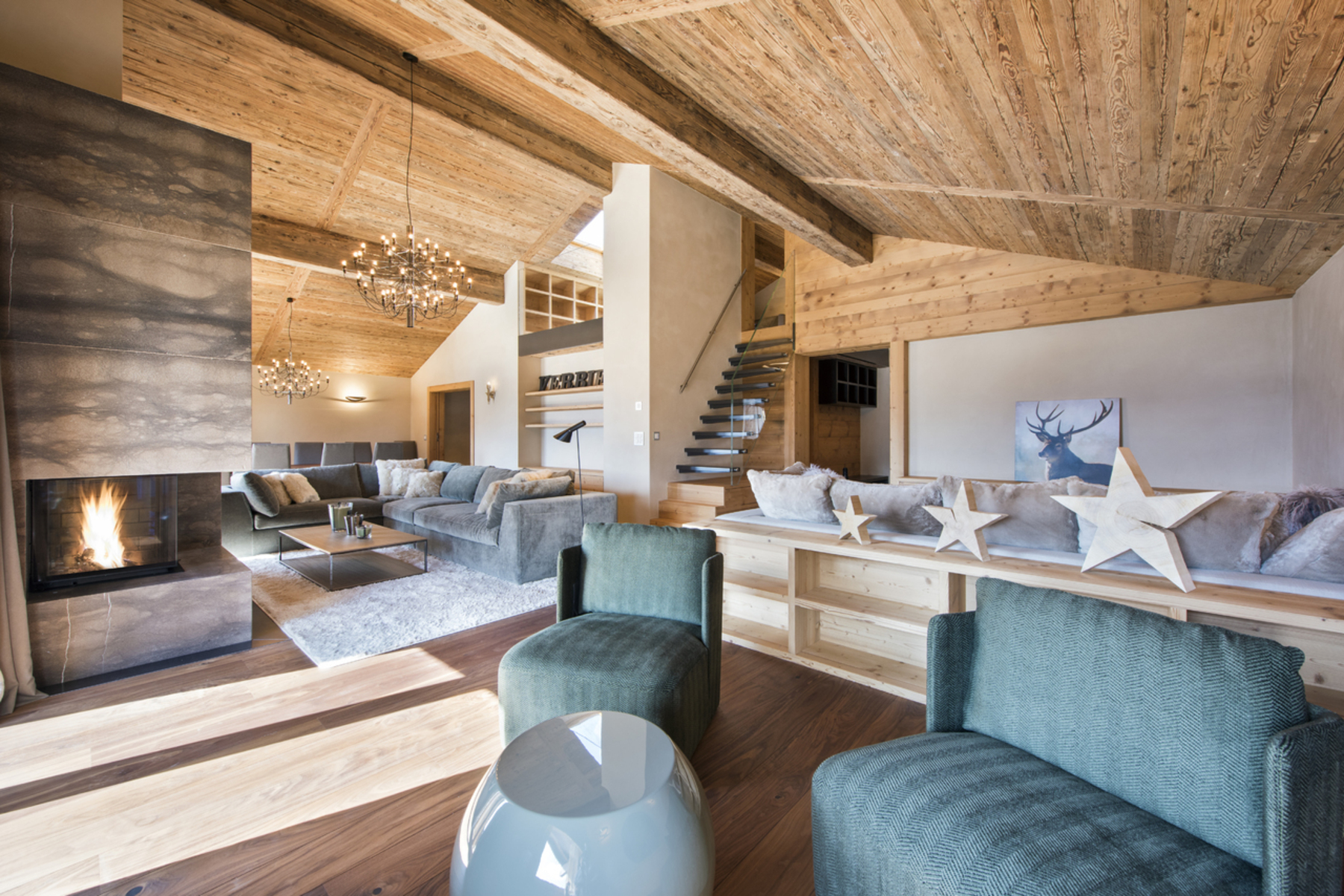 Apartment for Sale at LA TZOUMETTAZ 14 Verbier, 1936 Switzerland