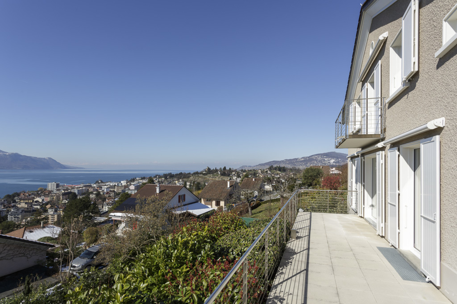sales property at Detached villa with panoramic views Belmont neighbourhood