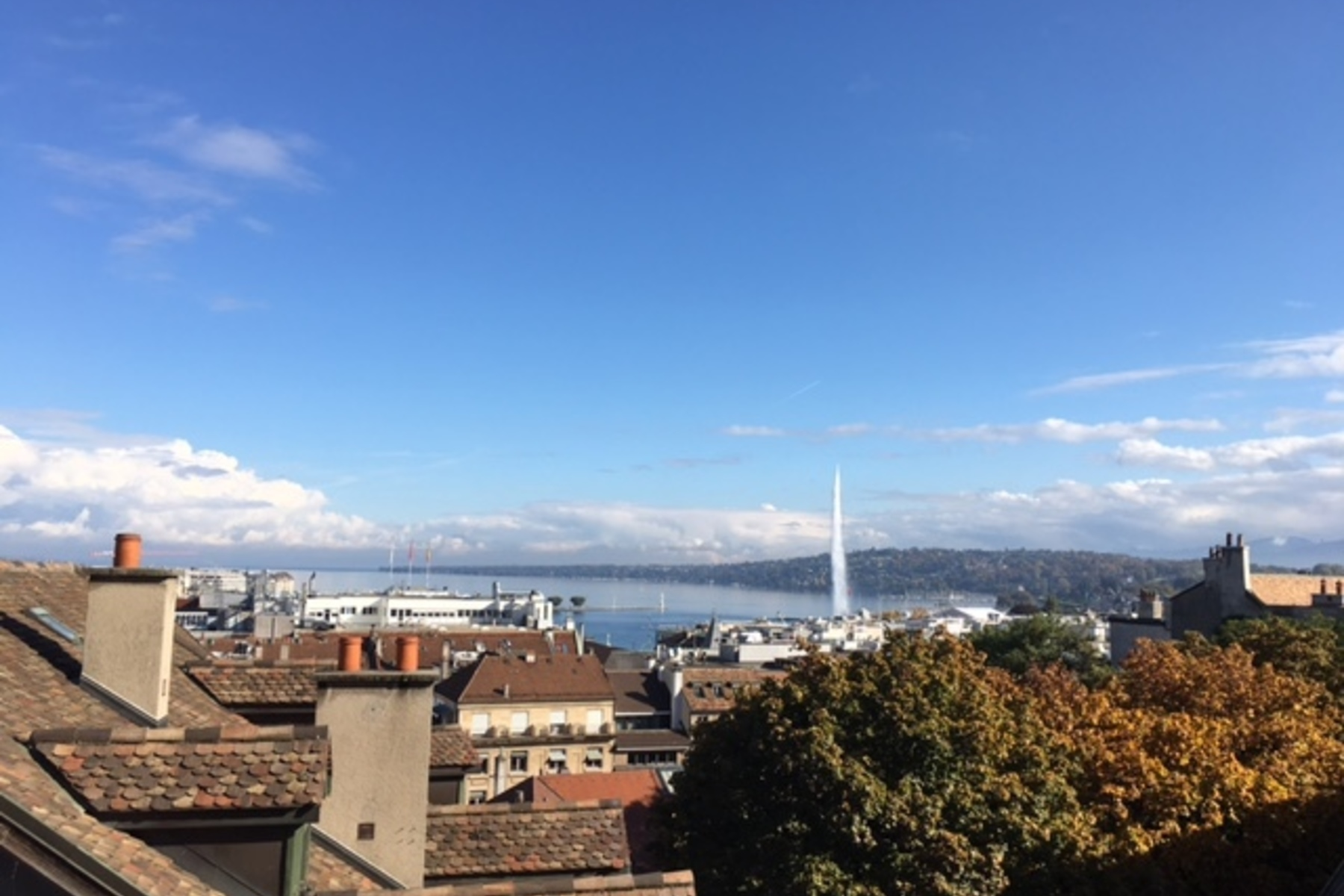 Apartment for Sale at Character and lake views guaranteed in this spacious apartment Genève - Vieille Ville Geneva, Geneva, 1204 Switzerland