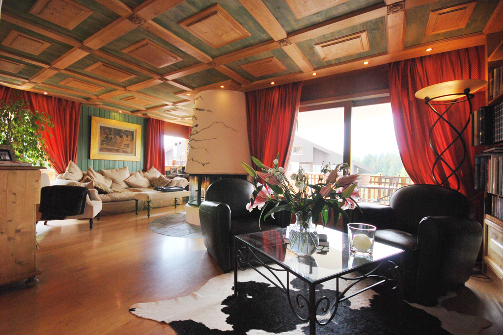 Property For Sale at Apartment and studio In the Moubra district In the heart of Crans Montana