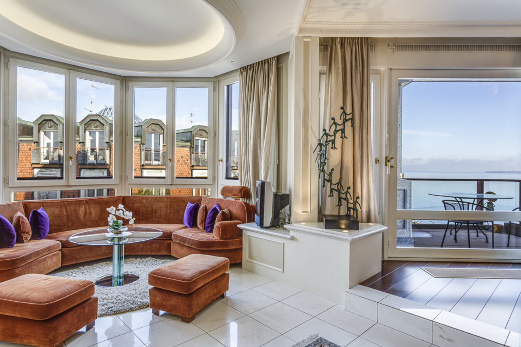 複式 為 出售 在 Stunning duplex on the promenade Genève Geneva, 日內瓦, 1201 瑞士