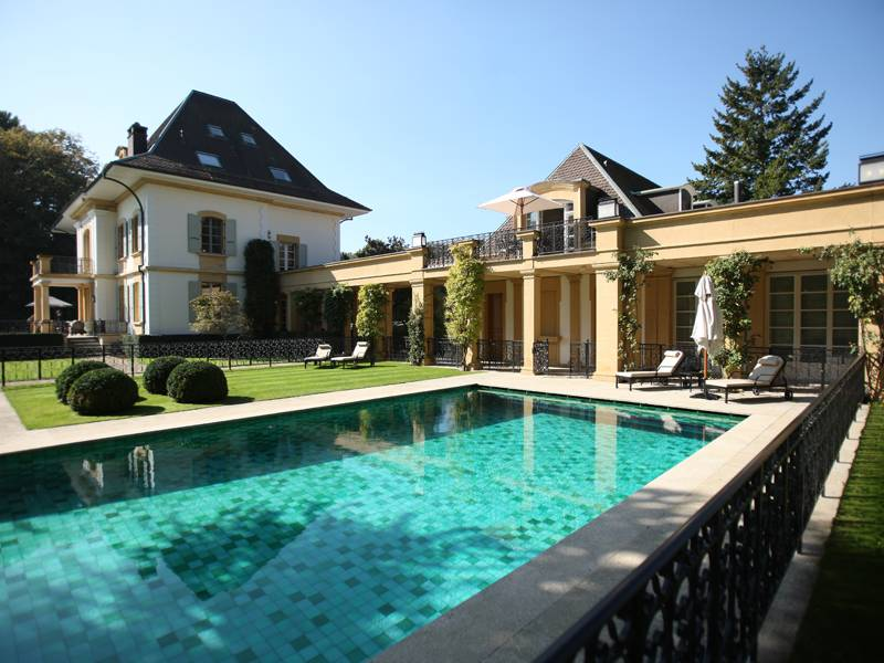 Single Family Home for Sale at LUXURY WATERFRONT PROPERTY Gland Other Switzerland, Other Areas In Switzerland 1196 Switzerland