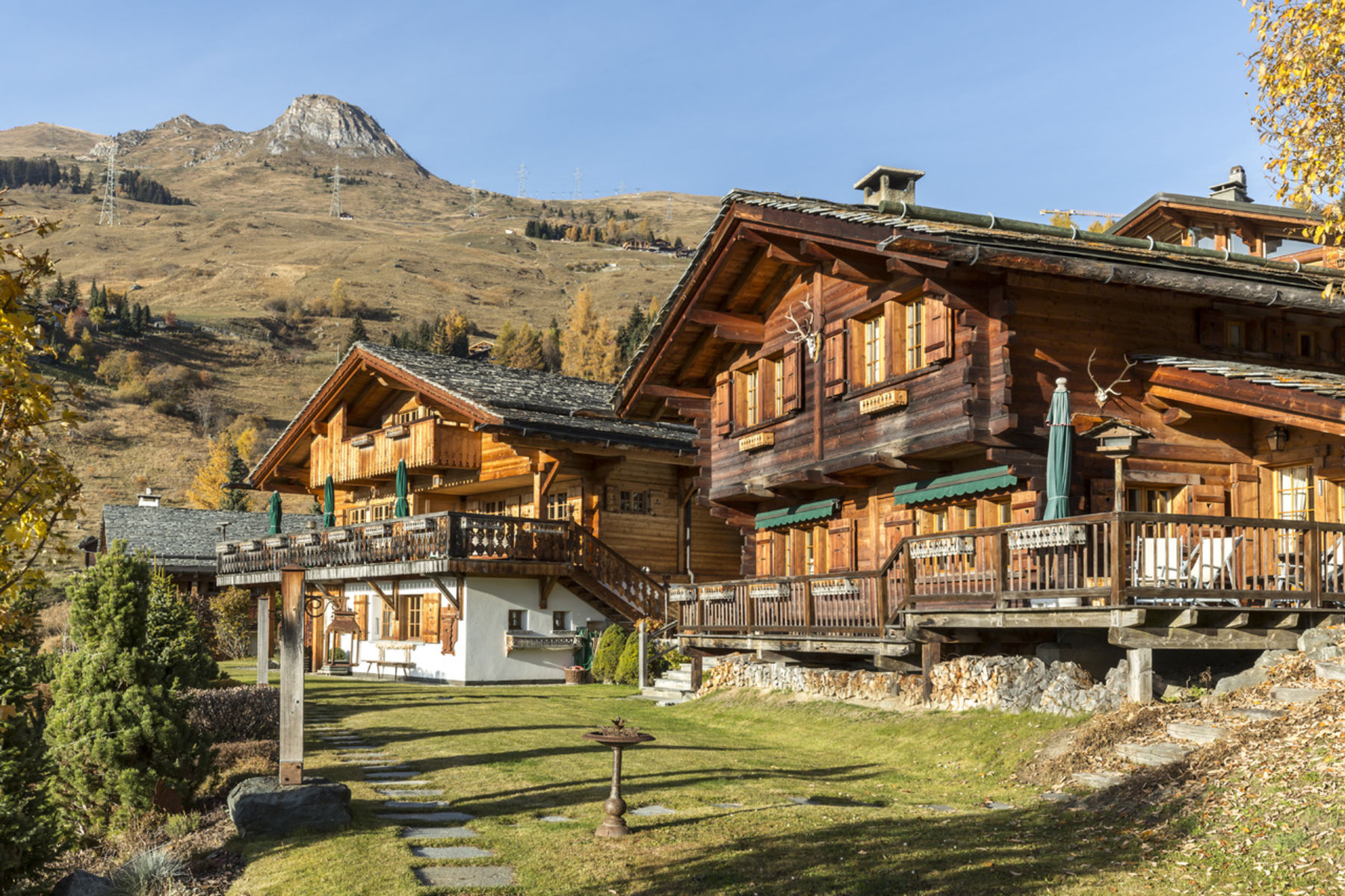 sales property at Chalets MERLE & AMELIA