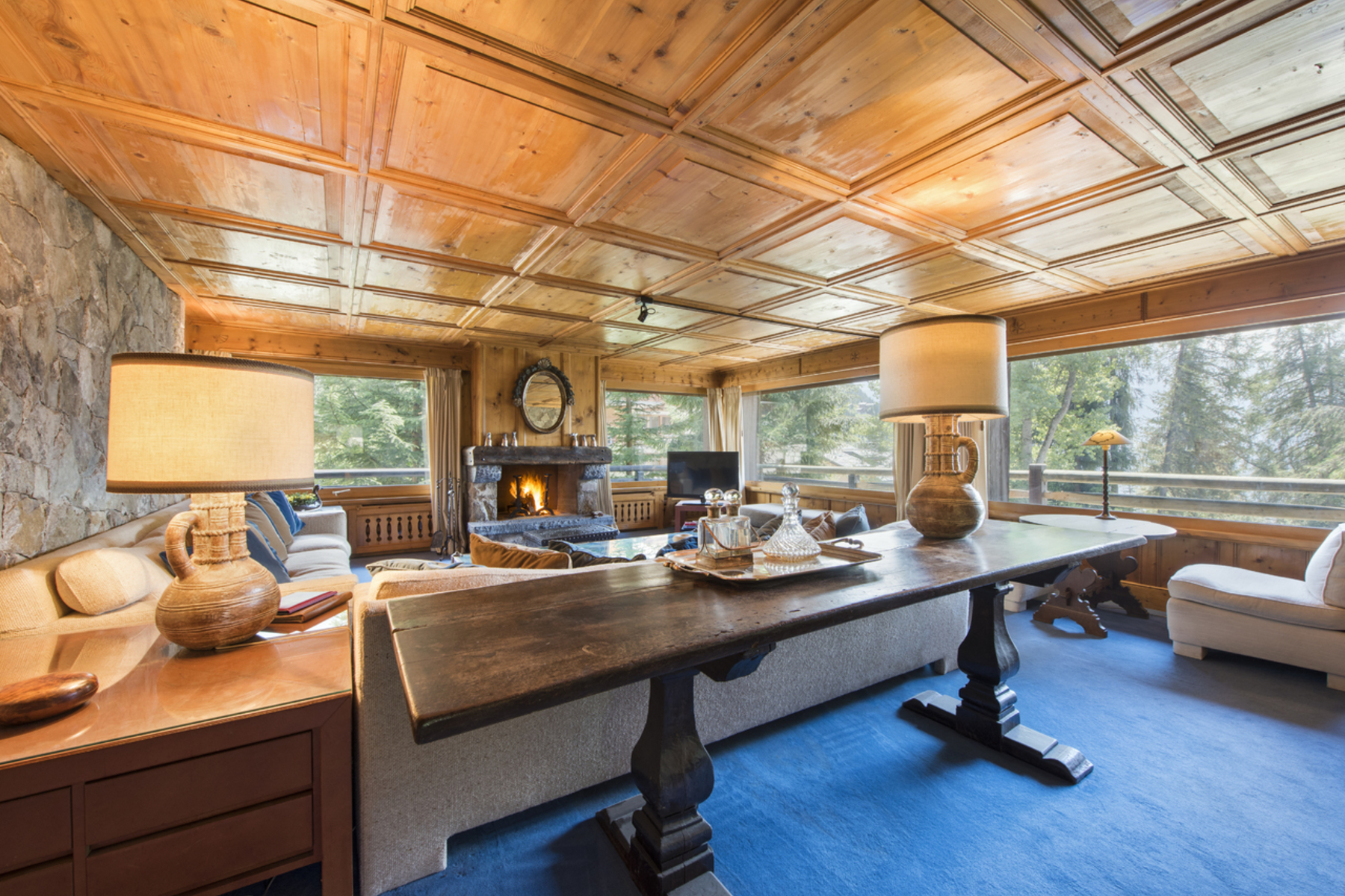 Single Family Home for Sale at Chalet PETER PAN Verbier, Valais 1936 Switzerland