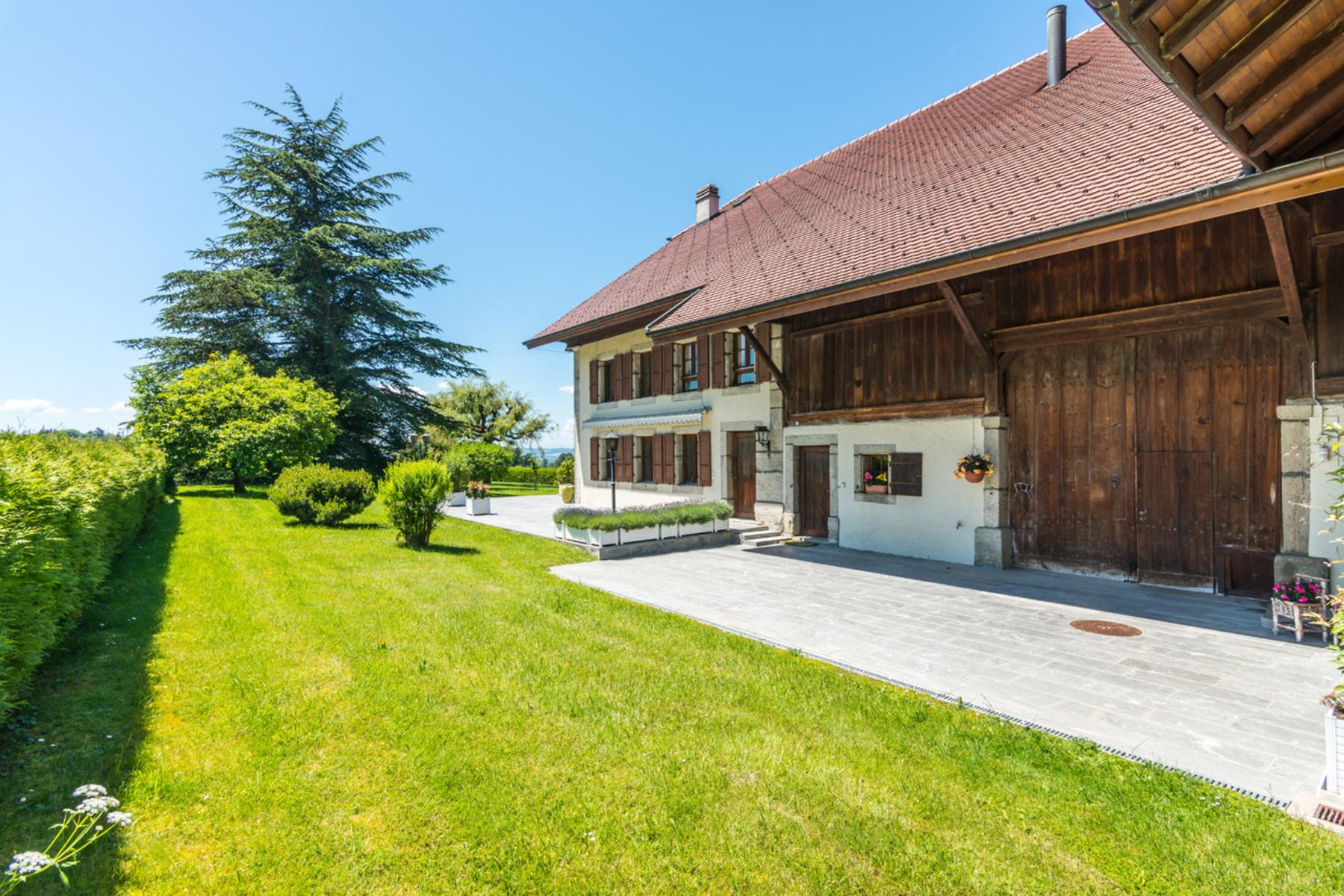 sales property at For sale, Farm, 1682 Villars-Bramard, Réf 7879