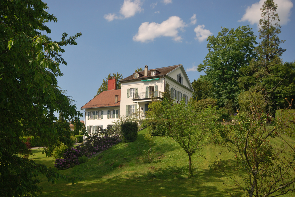 Property For Sale at Magnificent property on the most beautiful location in Montreux