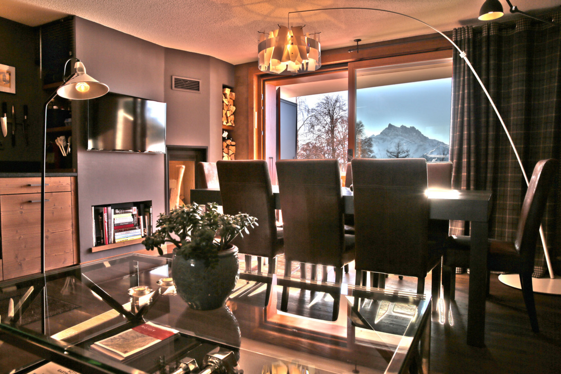 Condominium for Sale at Ermitage 7 Route de Champex 22 Chesieres, Vaud, 1885 Switzerland