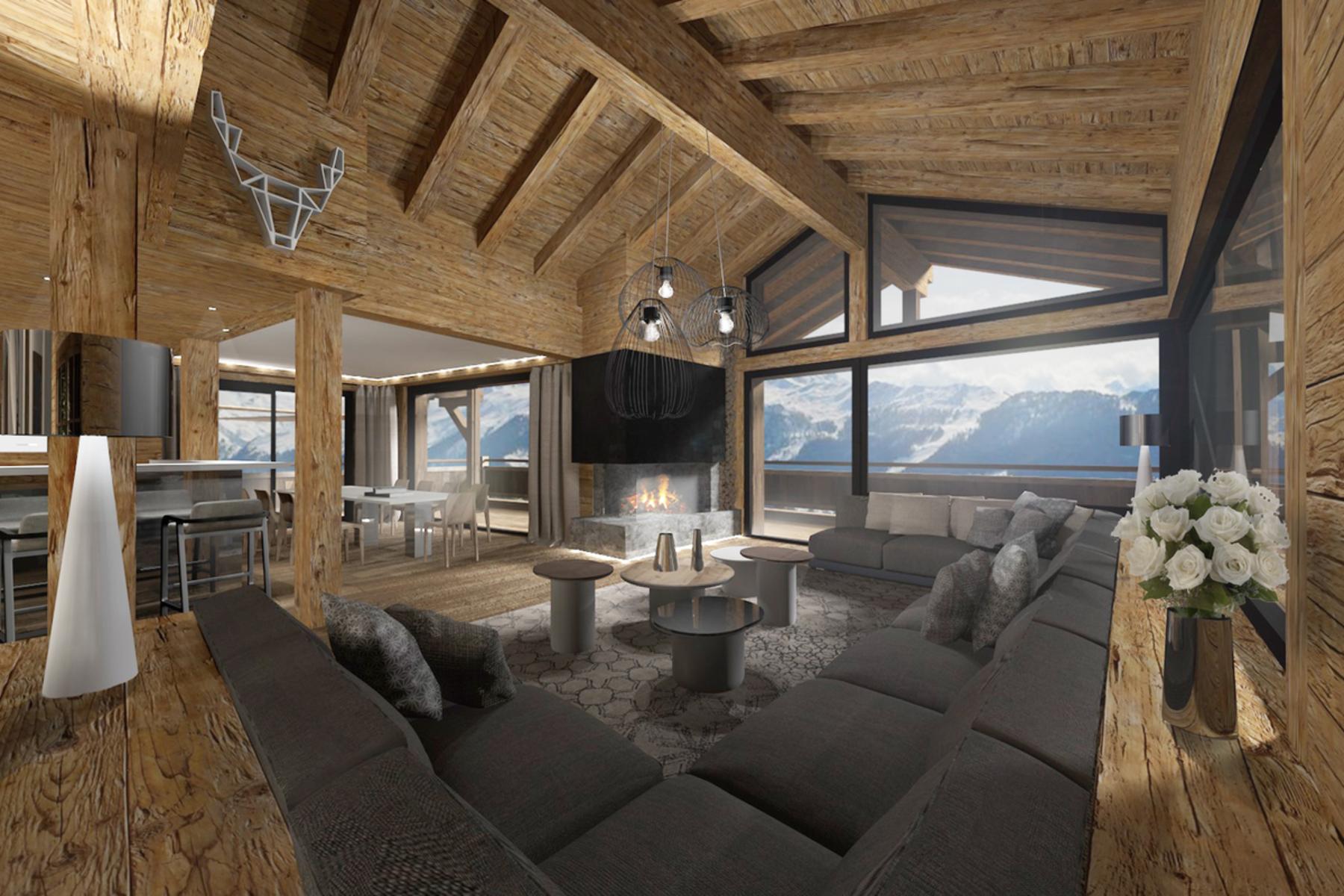 獨棟家庭住宅 為 出售 在 Chalet BORA BORA Switzerland Verbier, 瓦萊州, 1936 瑞士