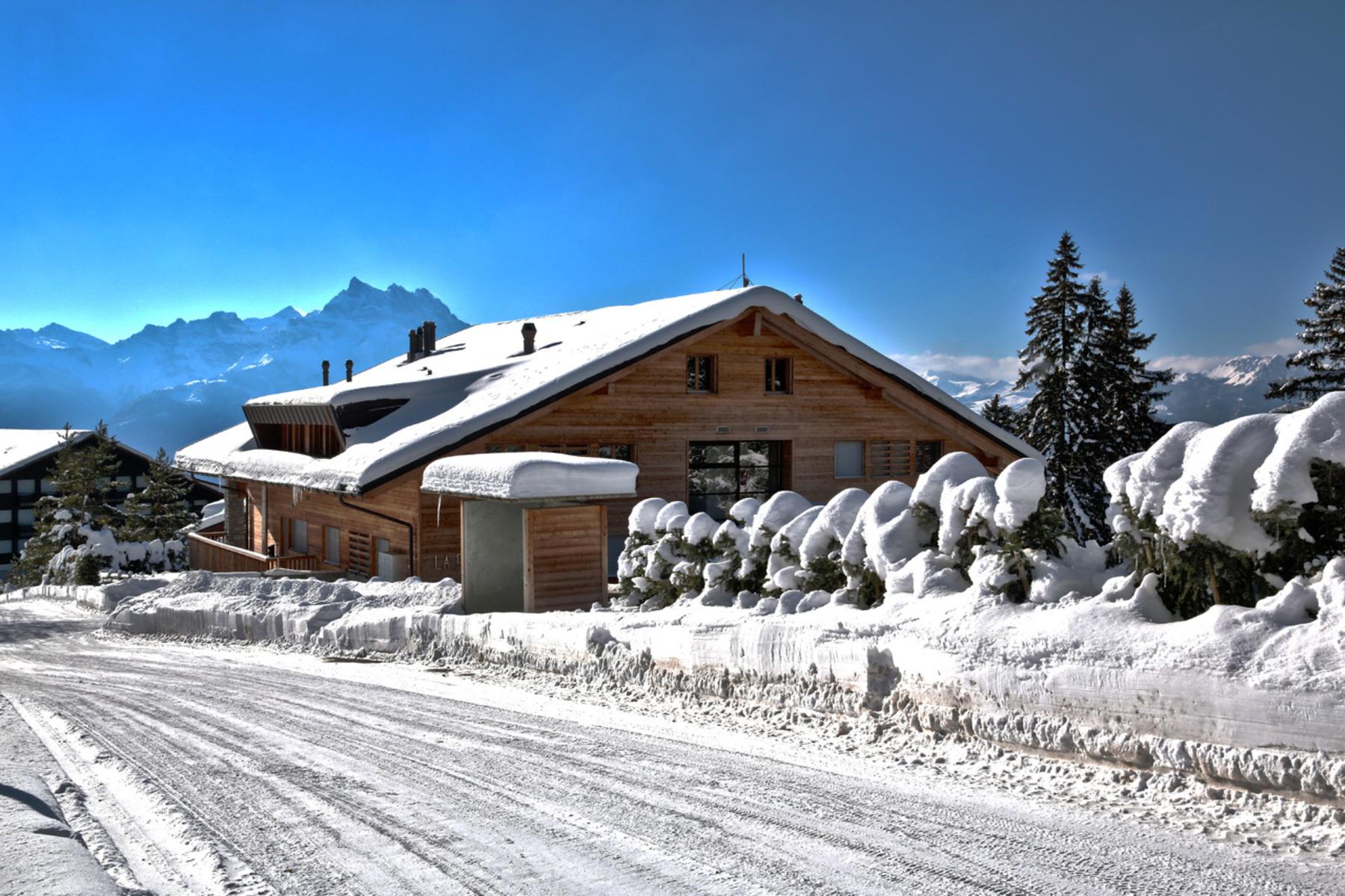 شقة بعمارة للـ Sale في Perle 7 Route de la Résidence 160 Villars-Sur-Ollon, Vaud, 1884 Switzerland