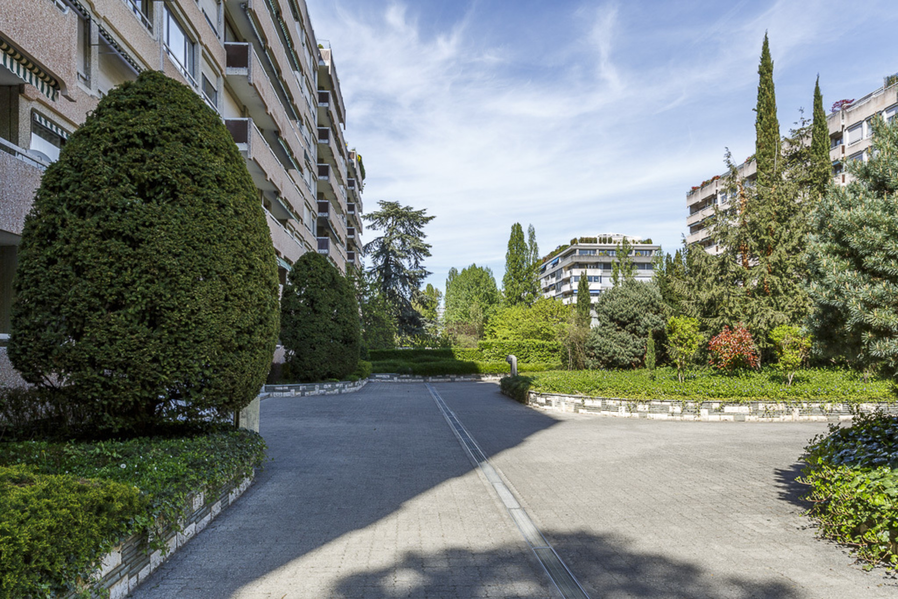 Квартира для того Продажа на Beautiful 4 room apartment in the exclusive Florissant neighbourhood. Genève, Geneva, Жене́ва, 1206 Швейцария