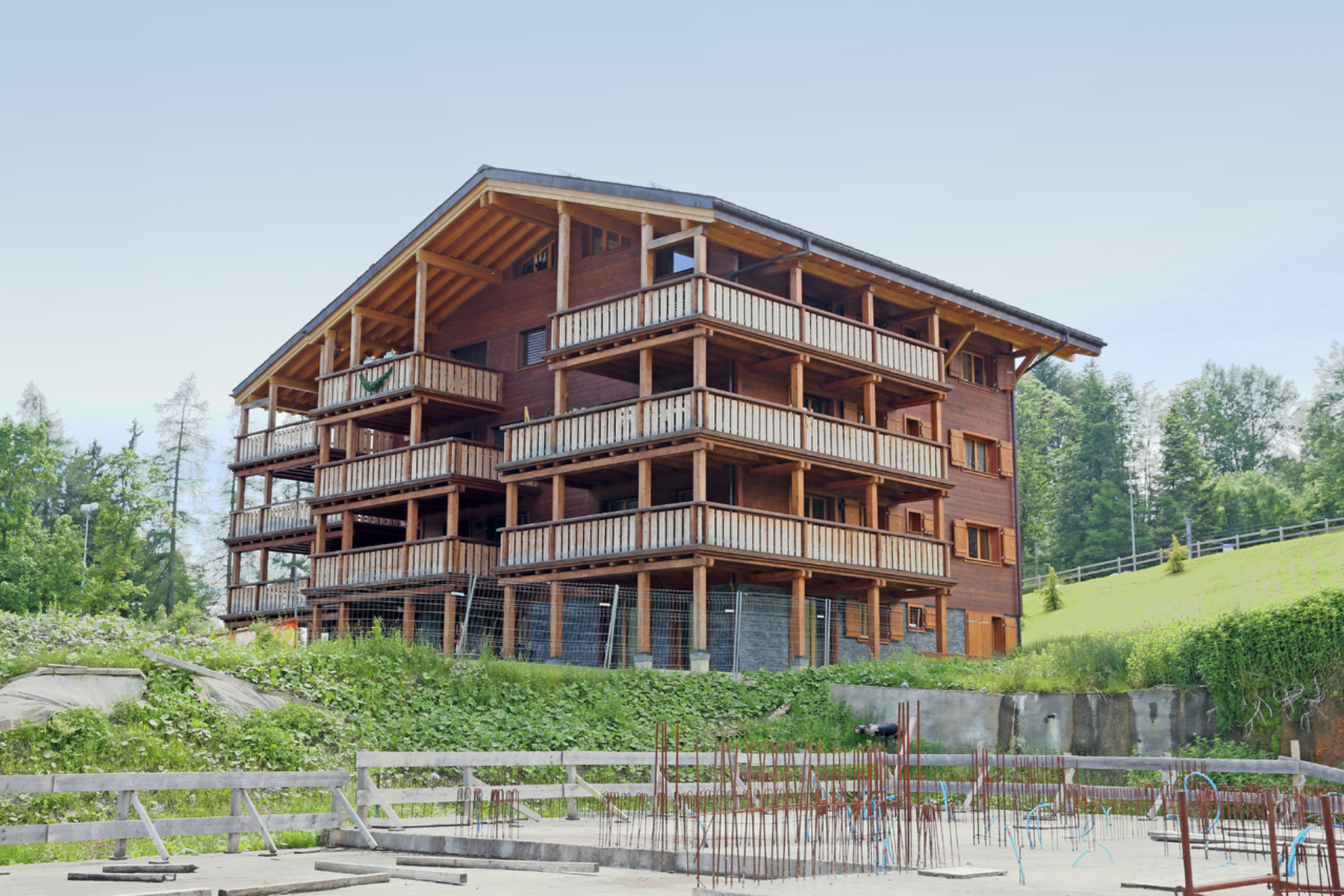 Duplex for Sale at Les Résidences « Terra Nostra » Gryon Gryon, Vaud, 1882 Switzerland