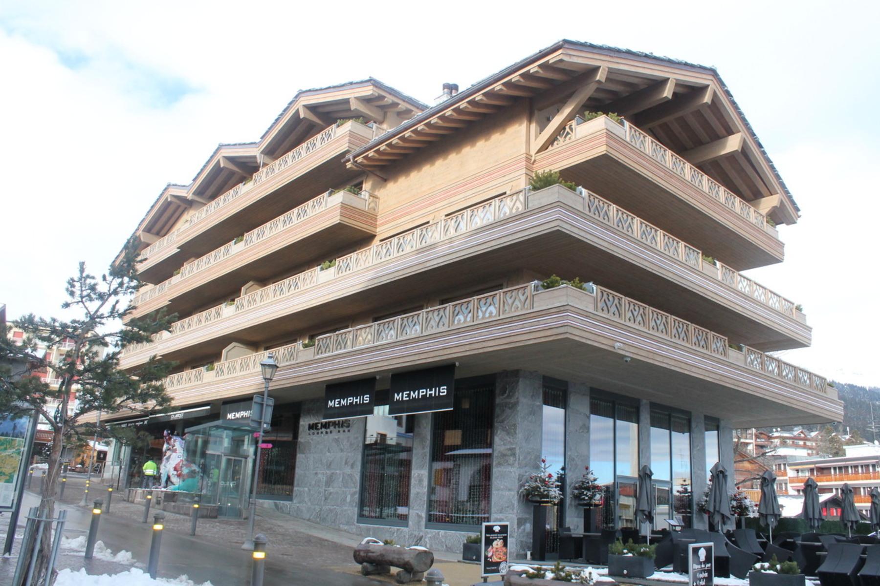 Condomínio para Venda às Residence LE PRADO 20, rue du Prado Crans, Valais, 3963 Suíça