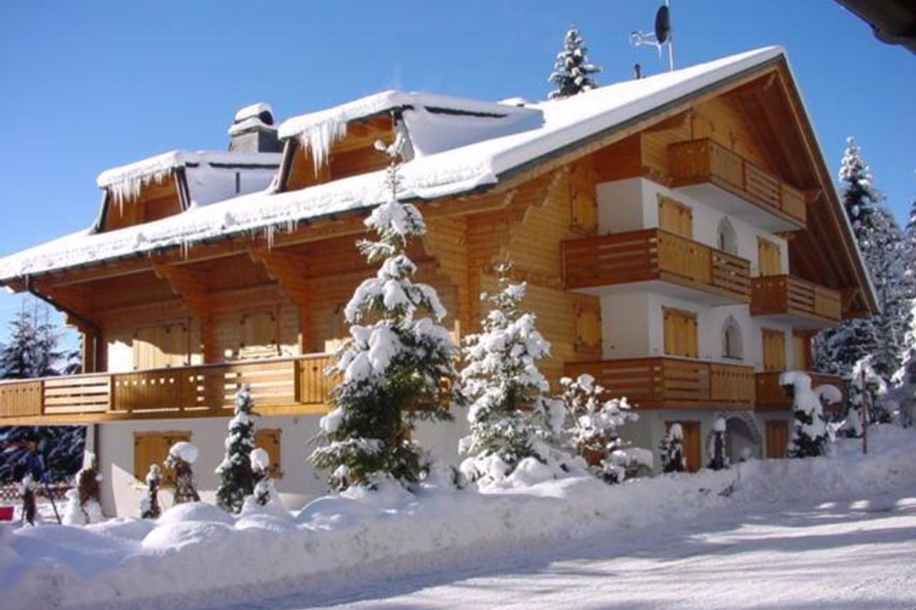 شقة للـ Sale في Mandarin 8-9 Domaine de la Résidence Villars-Sur-Ollon, Vaud, 1884 Switzerland