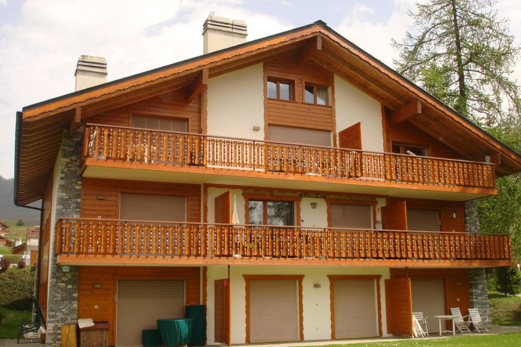 Duplo para Venda às Santa-Fé, 5 rooms, attic Route du Golf 76 Crans, Valais, 3963 Suíça