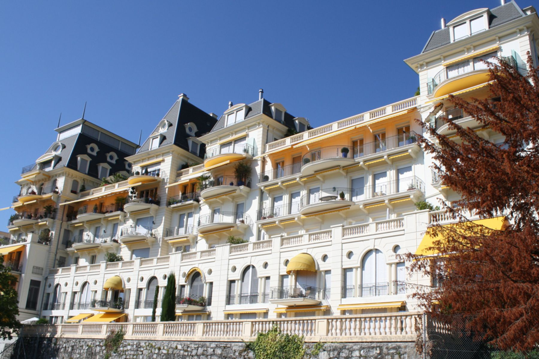Propriété à vendre Montreux