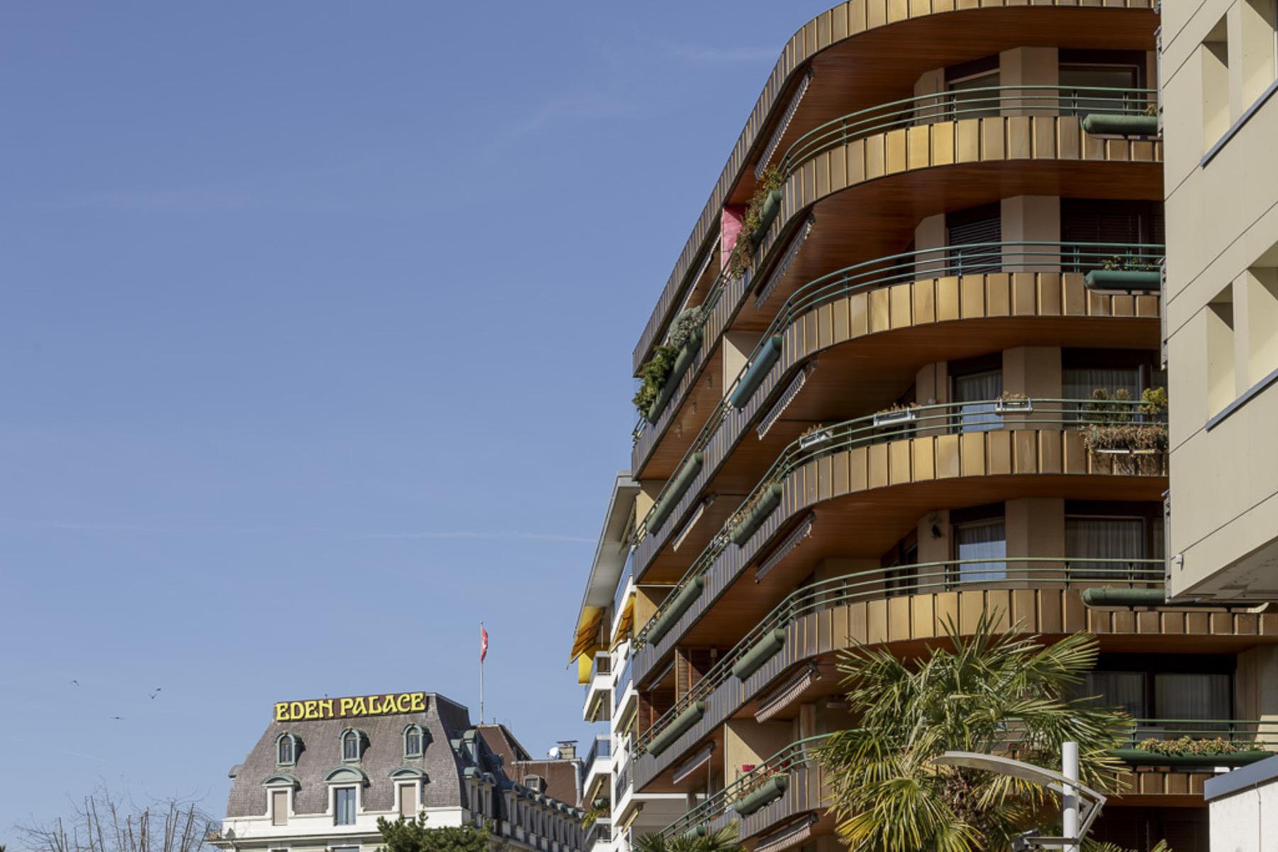 共管式独立产权公寓 为 销售 在 Apartment in the heart of the city, near shops Montreux, 蒙特勒, 沃州, 1820 瑞士
