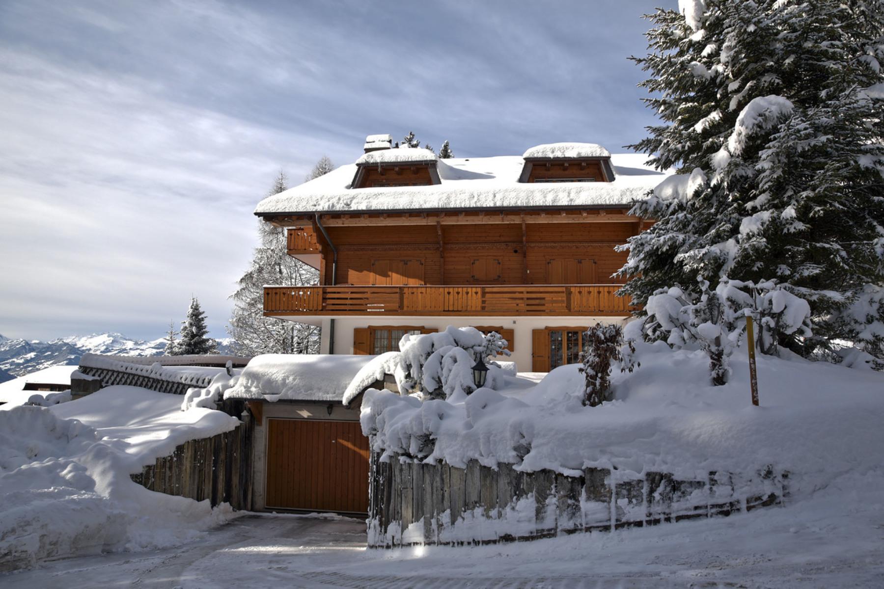 Condominio per Vendita alle ore Mandarin 5 Route de la Résidence 102, Villars-Sur-Ollon, Vaud, 1884 Svizzera