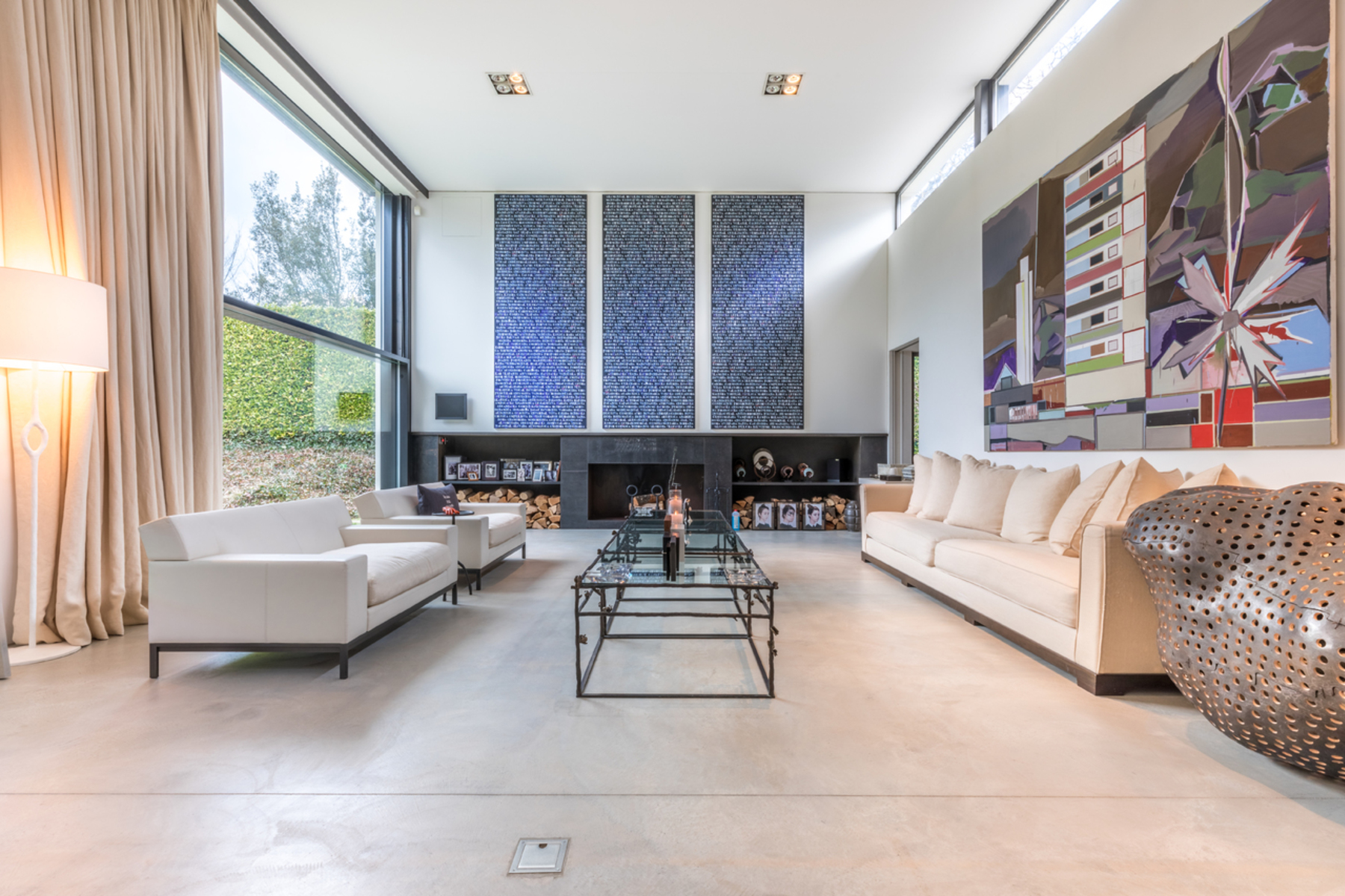 Single Family Home for Sale at Exceptional property! Magnificent contemporary luxury villa Vandoeuvres Vandoeuvres, Geneva 1253 Switzerland