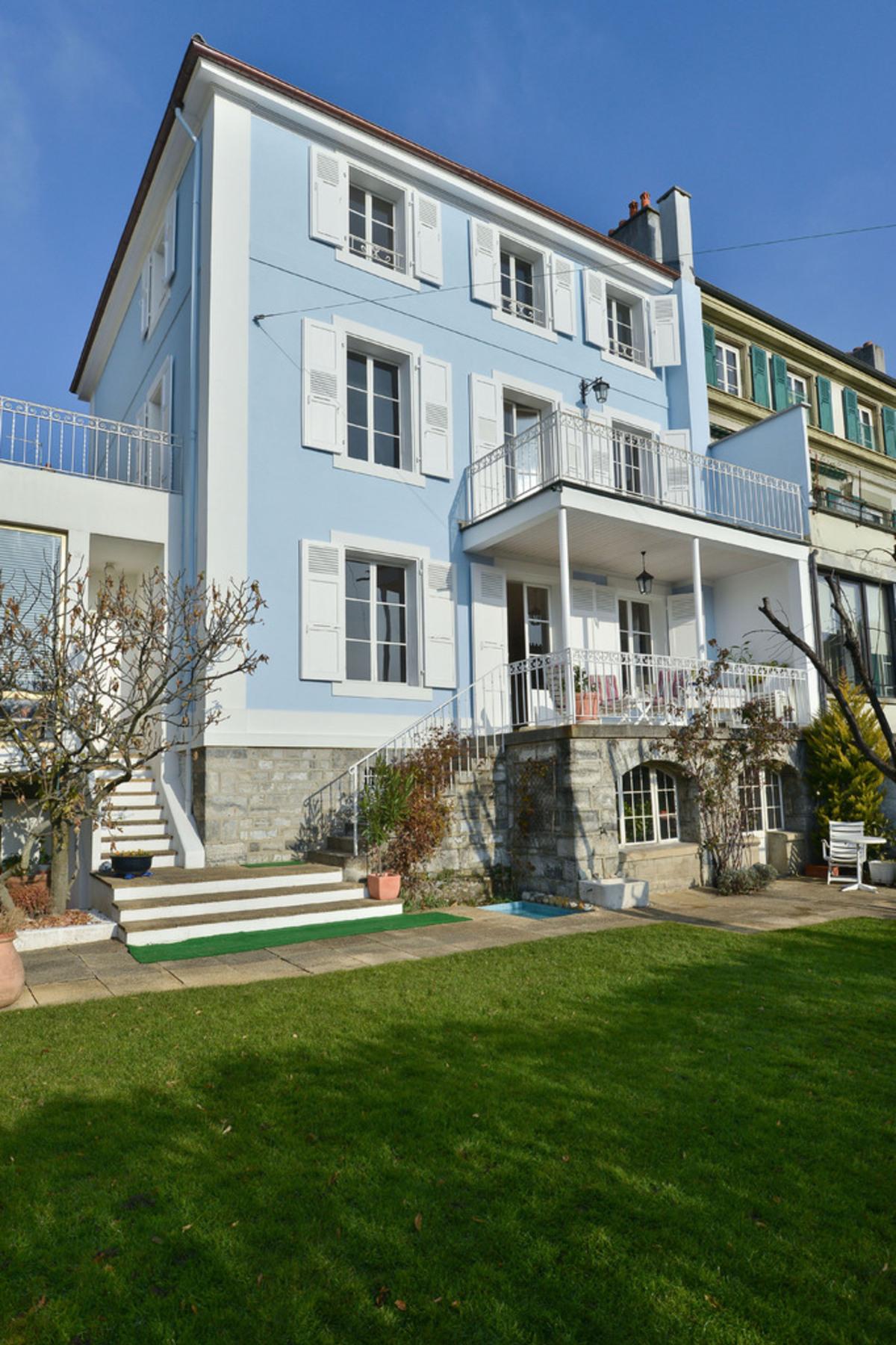Immobilie zu verkaufen Lausanne