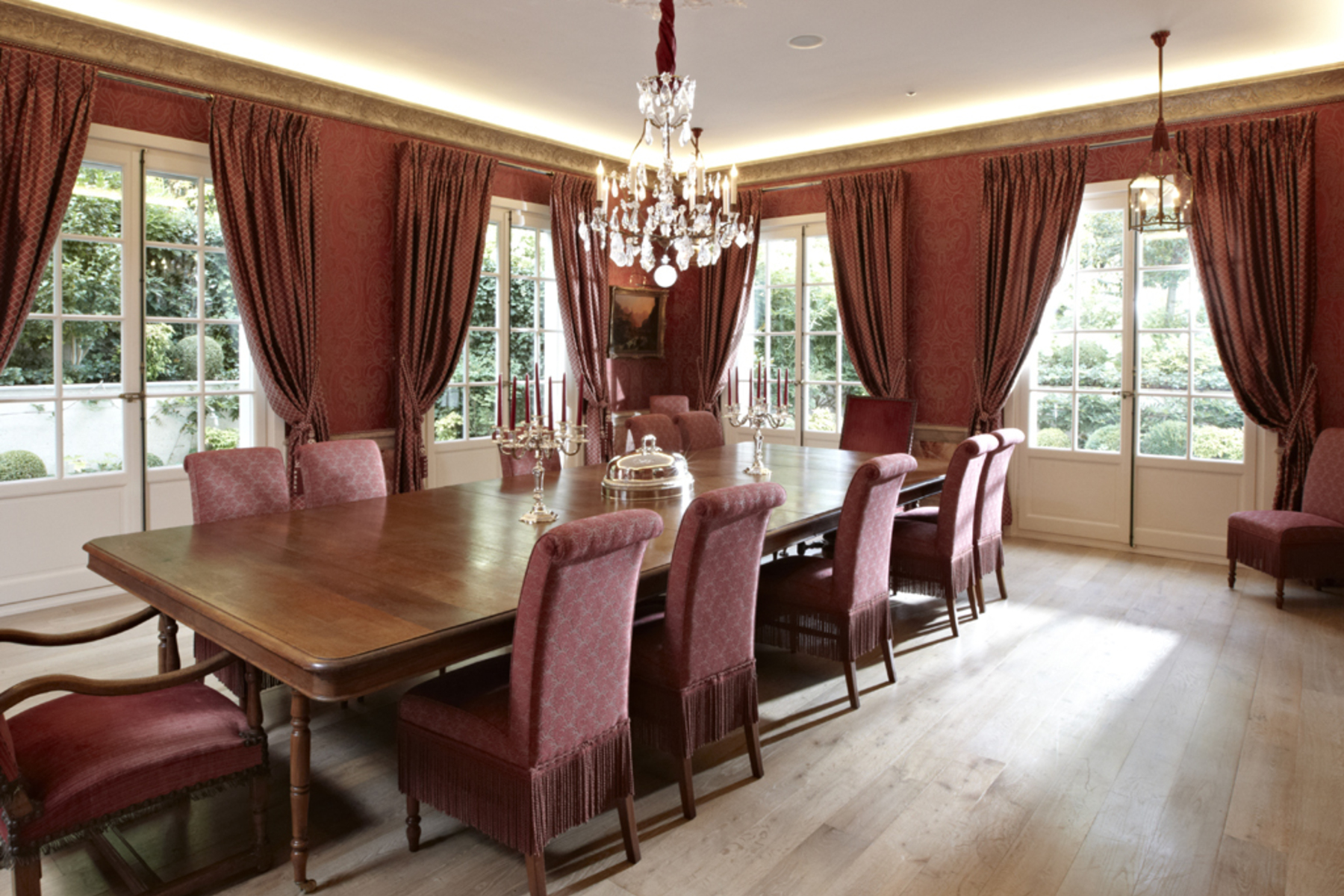 Additional photo for property listing at Superb mansion close to Denantou park Lausanne Lausana, Vaud 1006 Suiza