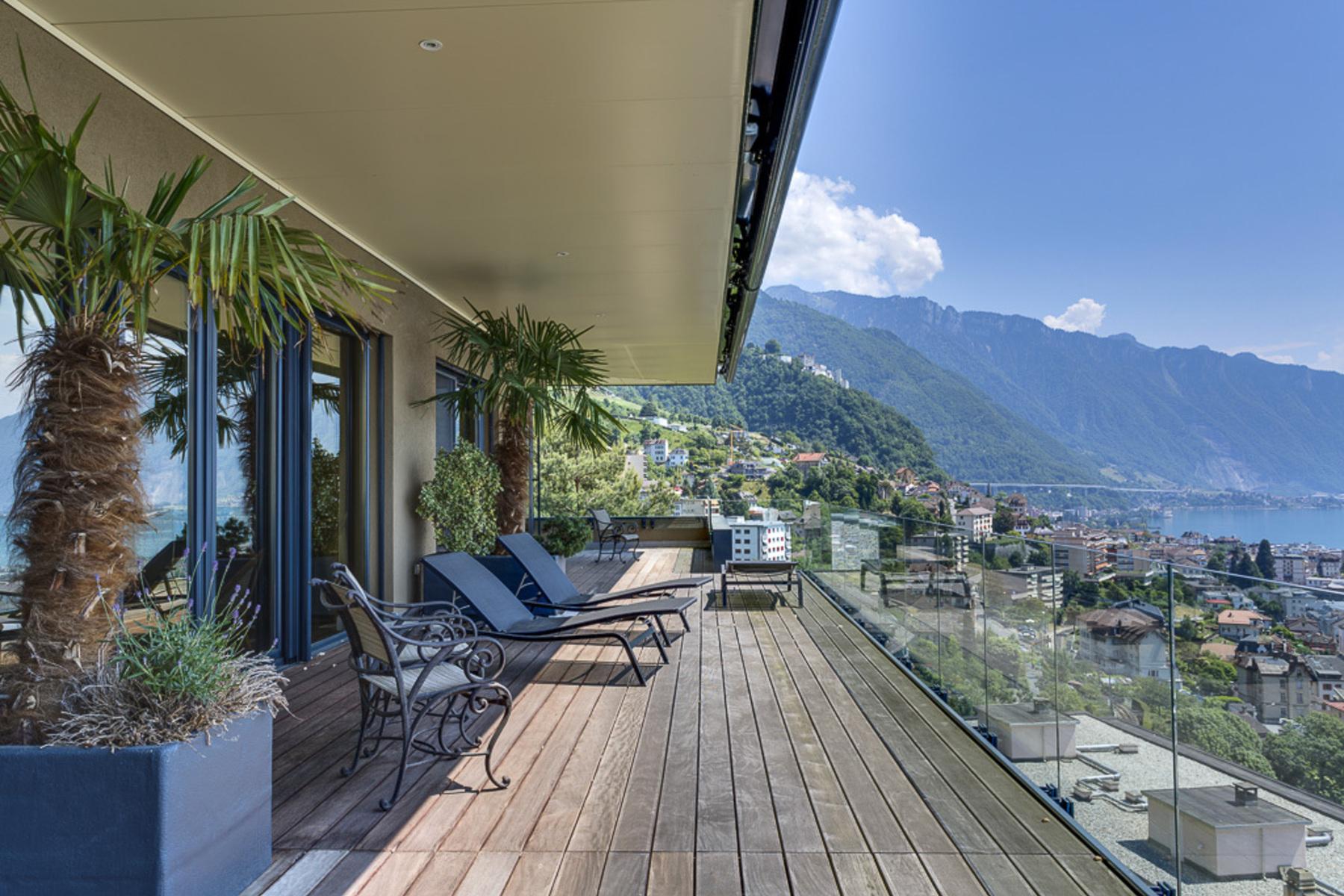 独户住宅 为 销售 在 Exceptional property Your balcony overlooking Lake Geneva Montreux 蒙特勒, 沃州, 1820 瑞士