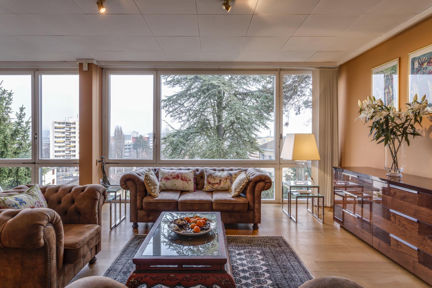 獨棟家庭住宅 為 出售 在 7.5 room contemporary villa Ecublens, Other Switzerland, 瑞士的其他地區, 1024 瑞士
