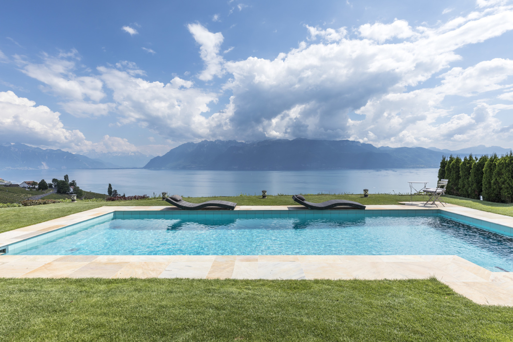 Single Family Home for Sale at A piece of paradise in the heart of a UNESCO world heritage site Route de Chenaux 8, Grandvaux, Vaud, 1091 Switzerland