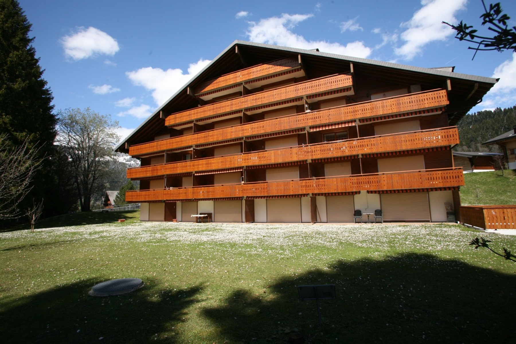 شقة للـ Sale في Azurite 5-6 Les Rochegrises 22 Villars-Sur-Ollon, Vaud, 1884 Switzerland
