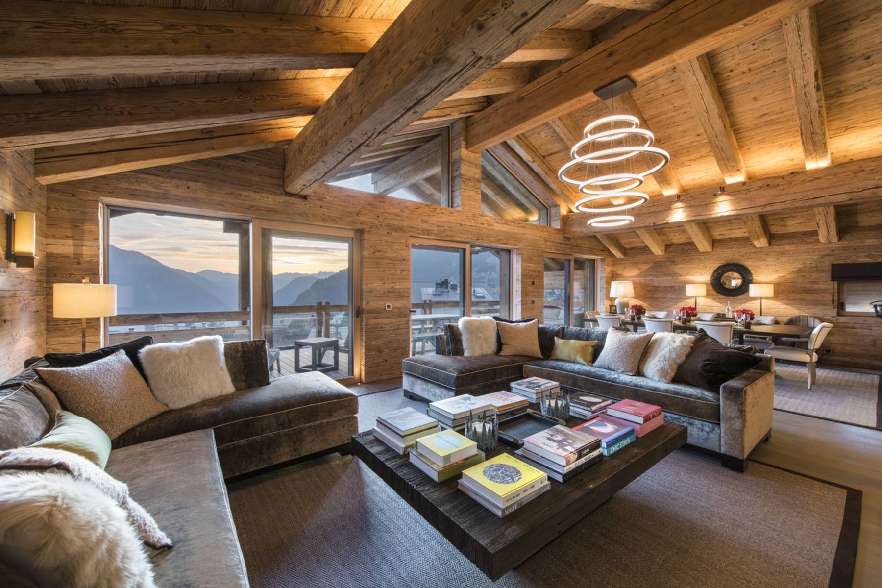 Apartment for Sale at Chalet AQUILA Verbier, Valais, 1936 Switzerland