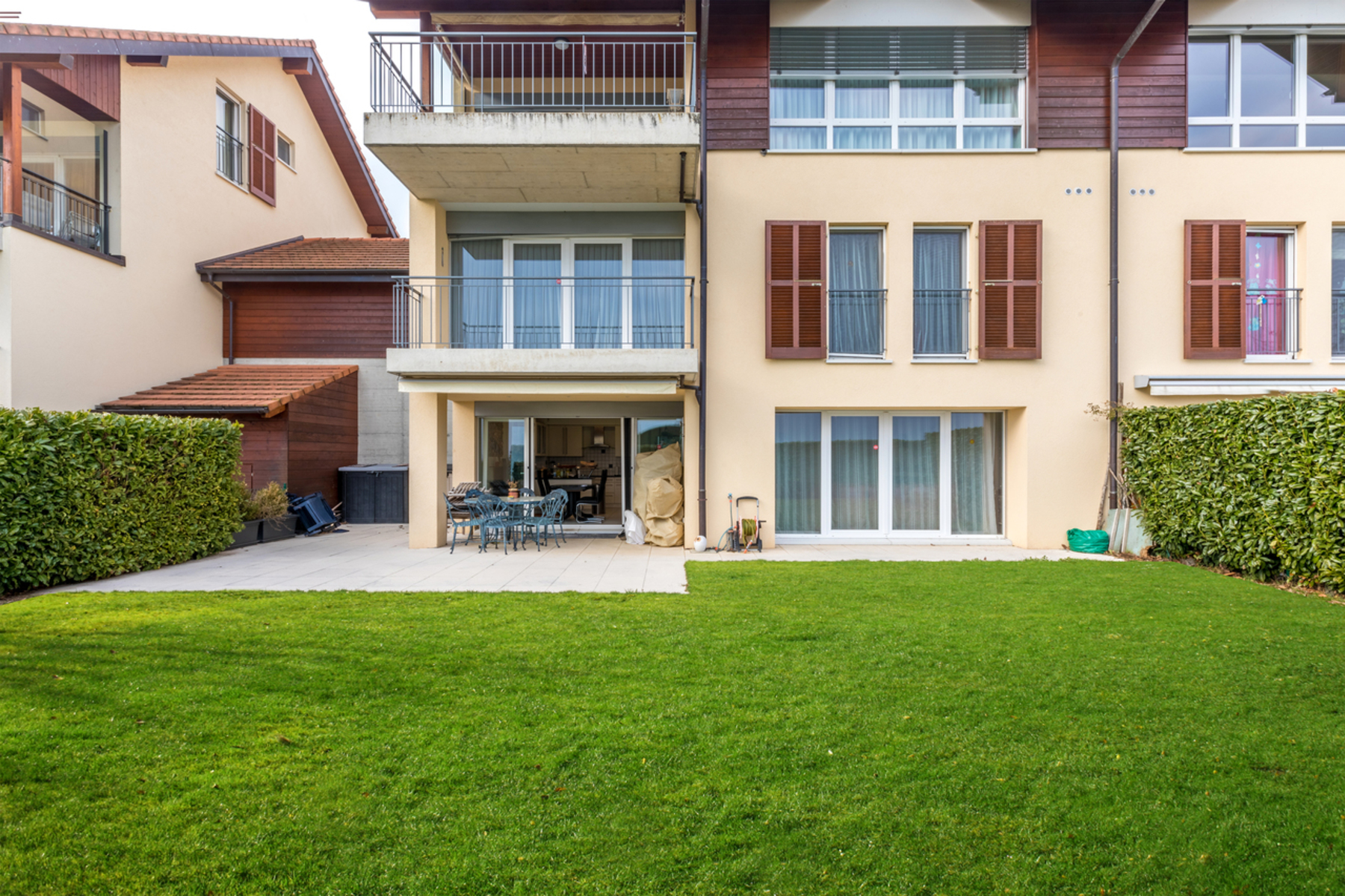 Duplex for Sale at 5.5 room townhouse for a comfortable family life! Genolier, Genolier, Vaud, 1272 Switzerland