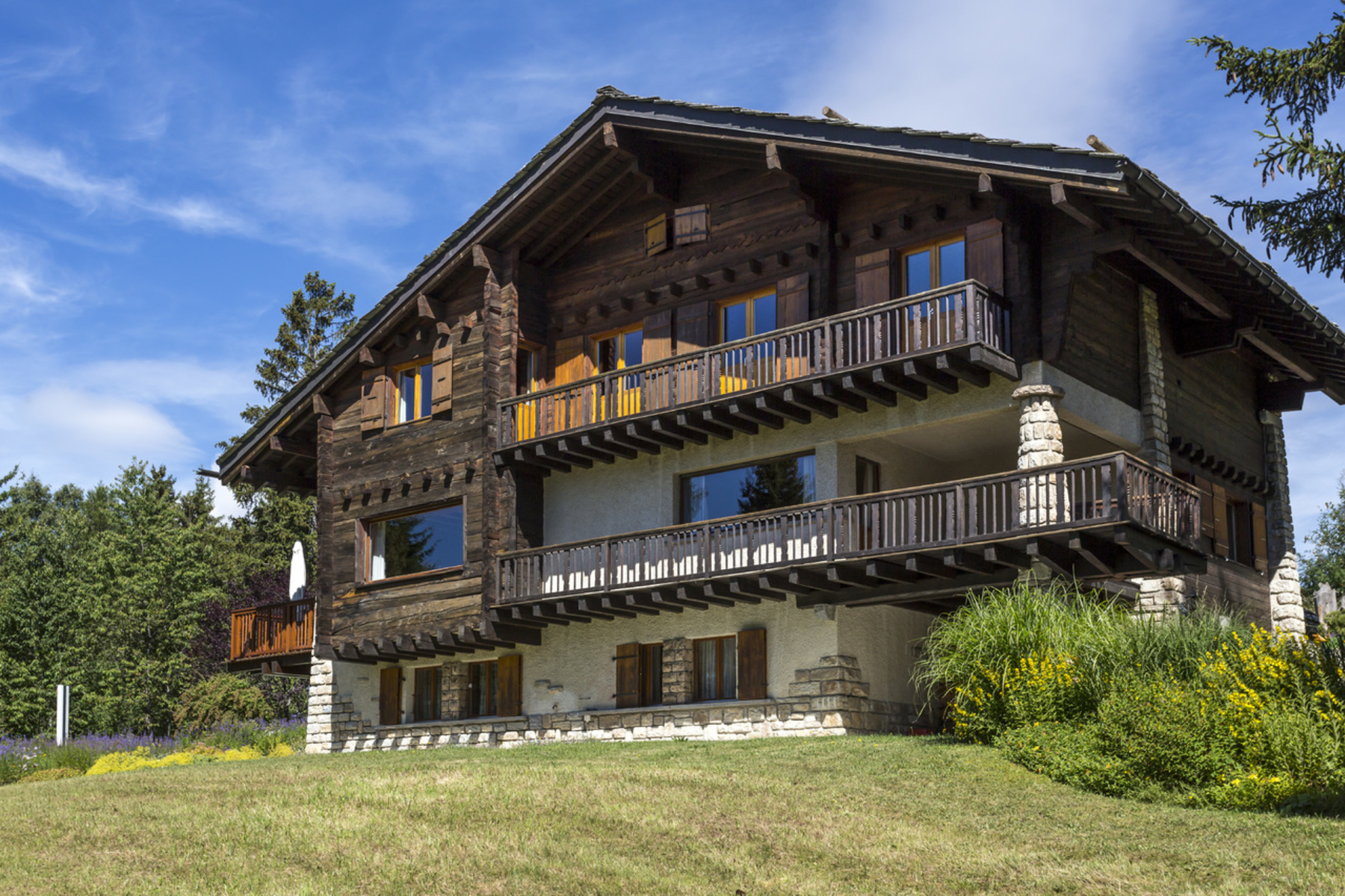 sales property at For sale, Chalet, 3963 Crans-Montana, Réf 1178401