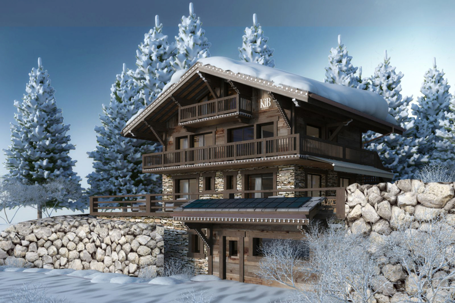 Additional photo for property listing at Chalet KibiByte Route de la Résidence 45 威拉尔, 沃州 1884 瑞士