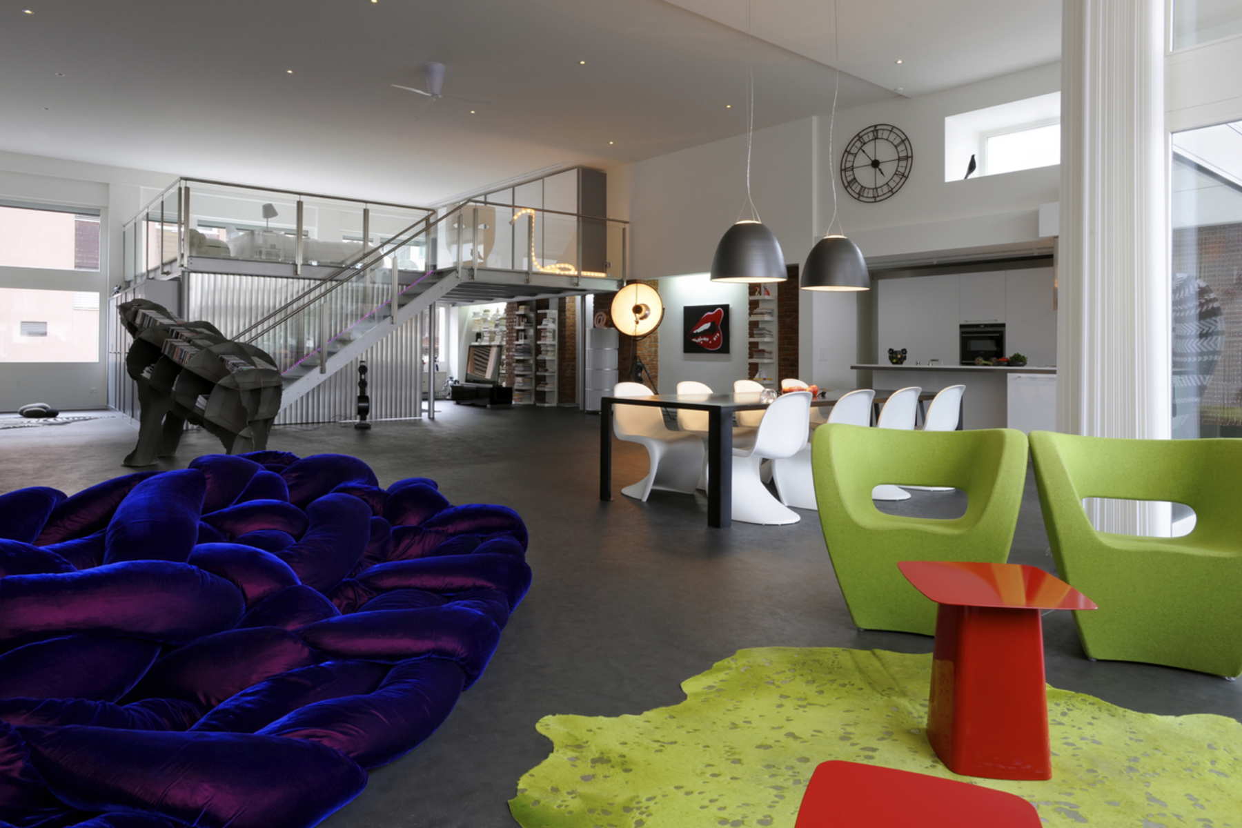 Appartement en copropriété pour l Vente à Authentic and exceptional loft! Estavayer-le-Lac Estavayer Le Lac, Fribourg, 1470 Suisse