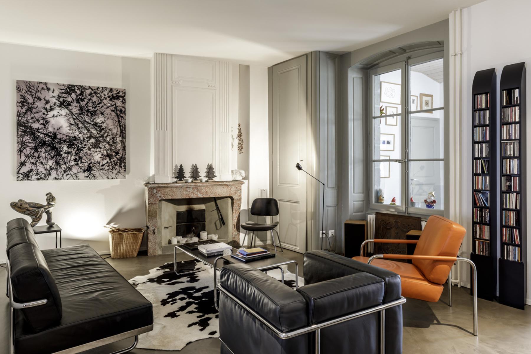 Appartement en copropriété pour l à vendre à Contemporary apartment in a historic residence in Morges Morges, Vaud, 1110 Suisse