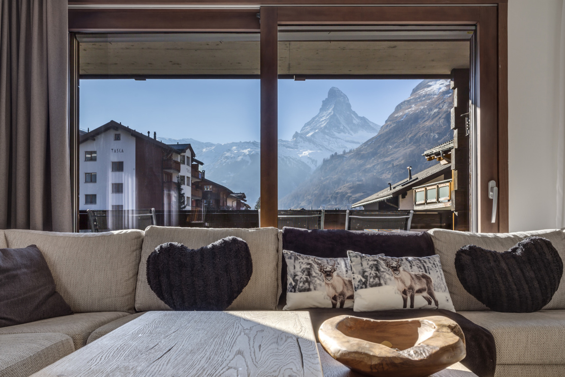Apartment for Sale at Contemporary 4 bedroom apartment next to Sunnegga Zermatt, Valais, 3920 Switzerland