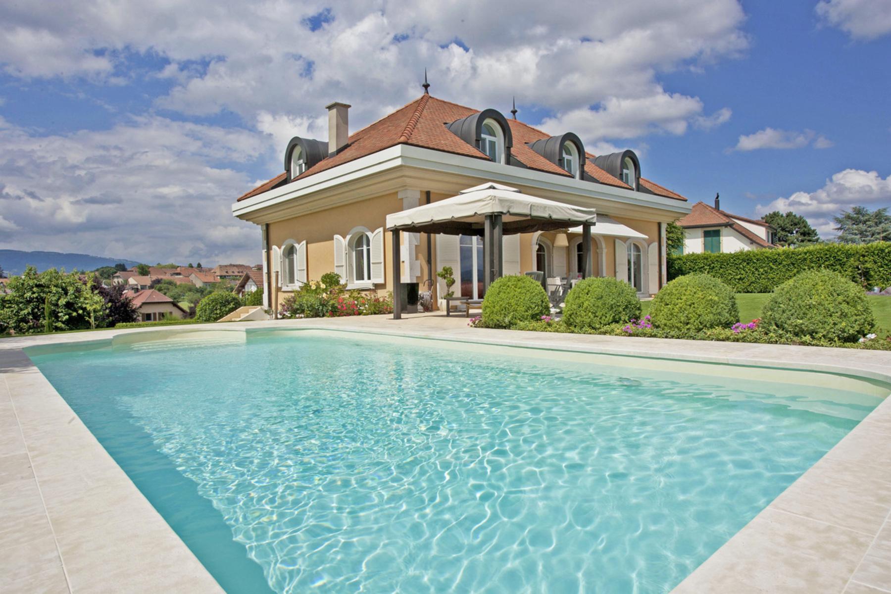 sales property at For sale, Single family house, 1304 Senarclens, Réf 8365